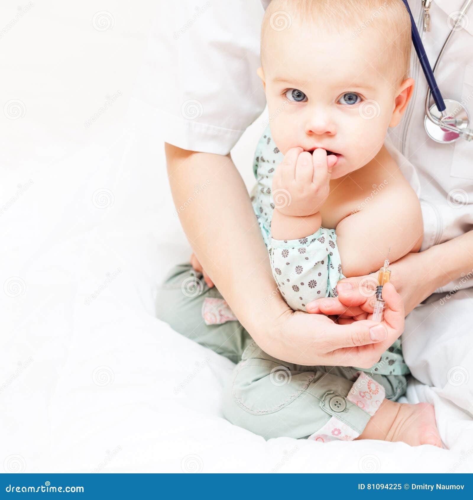 Dziecka szczepienie