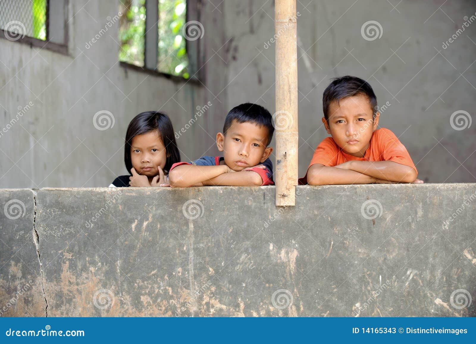 Dziecka ubóstwo