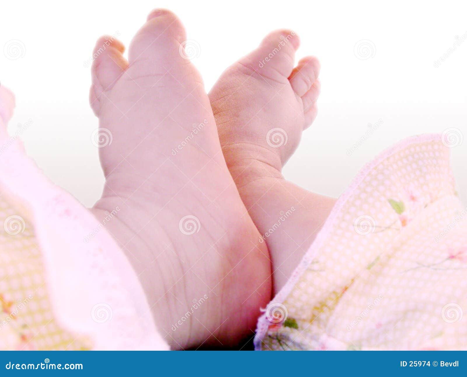 Dziecko 1 stopy
