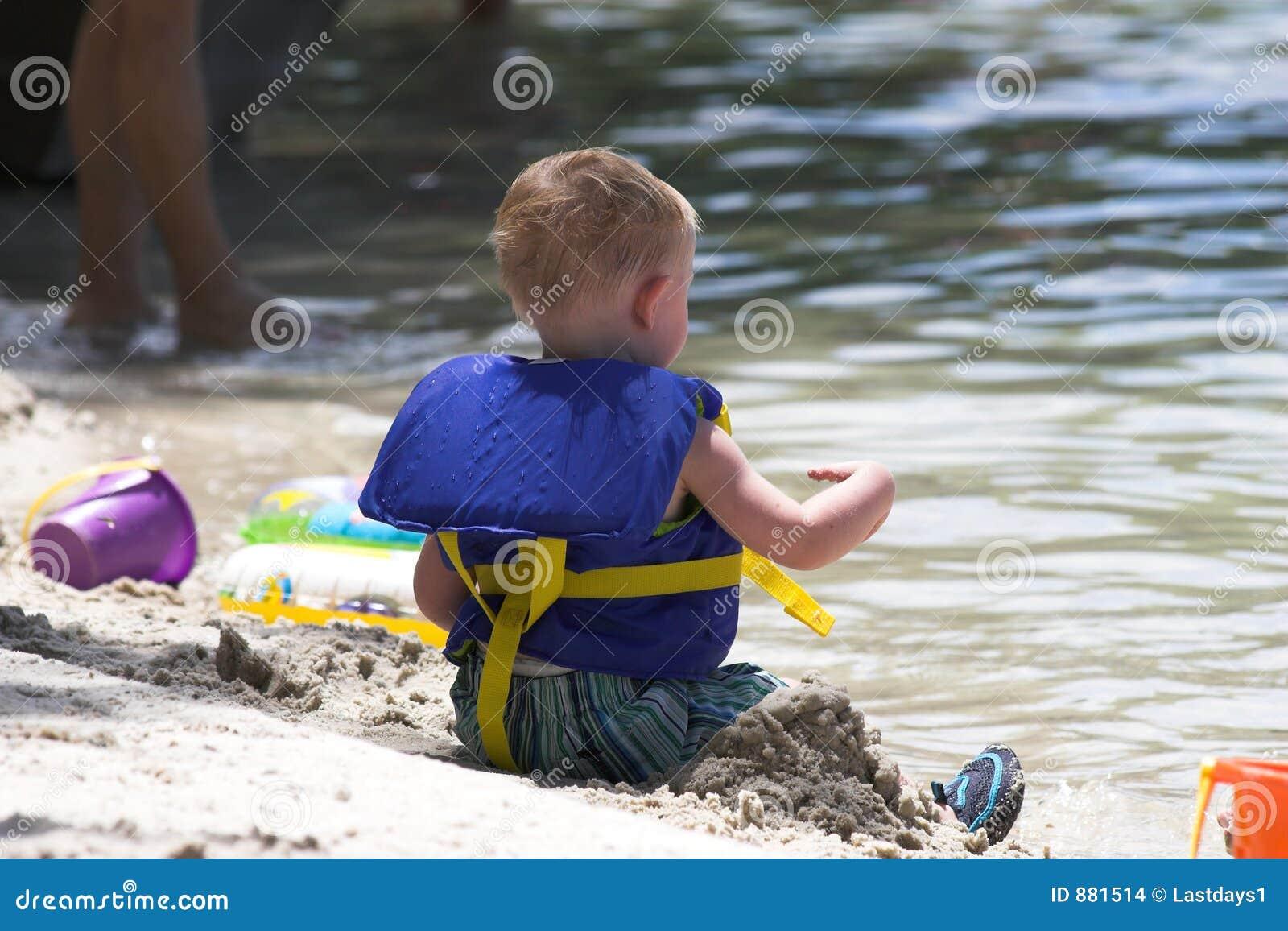 Dziecko bezpieczeństwa wody