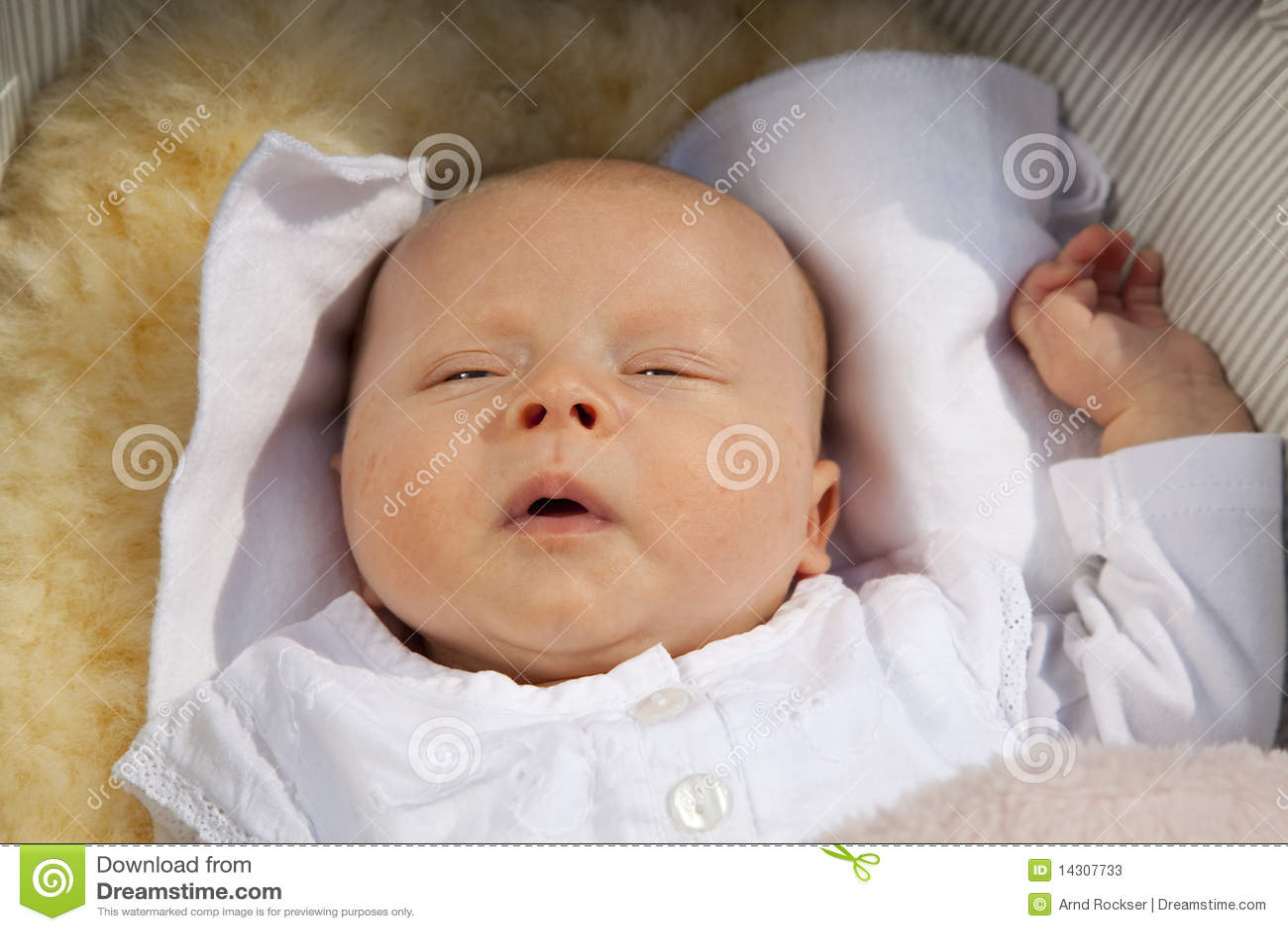 Dziecko budzić się target2328_0_