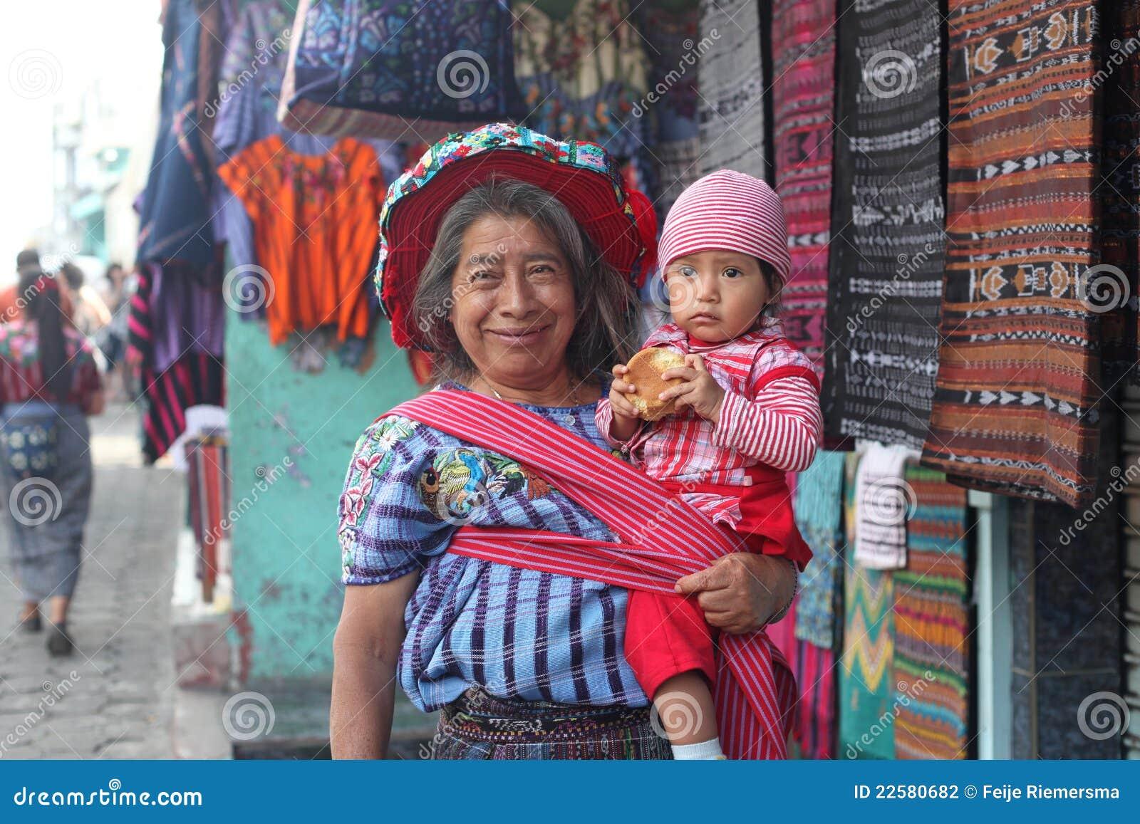 Dziecko kobieta