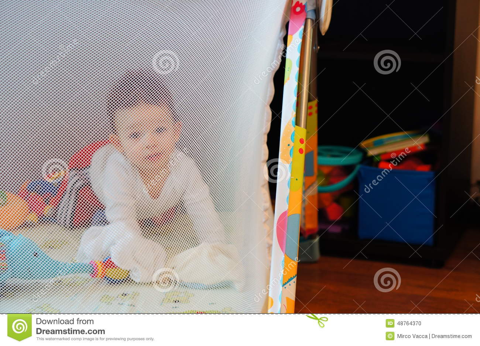 Dziecko kojec