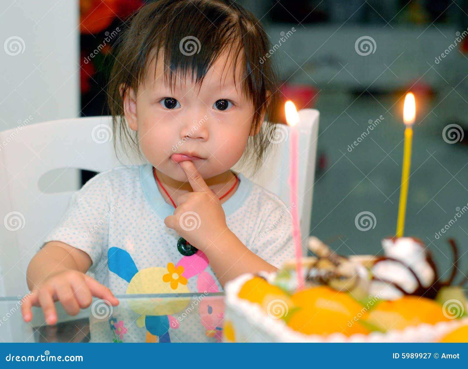 Dziecko na urodzinowy