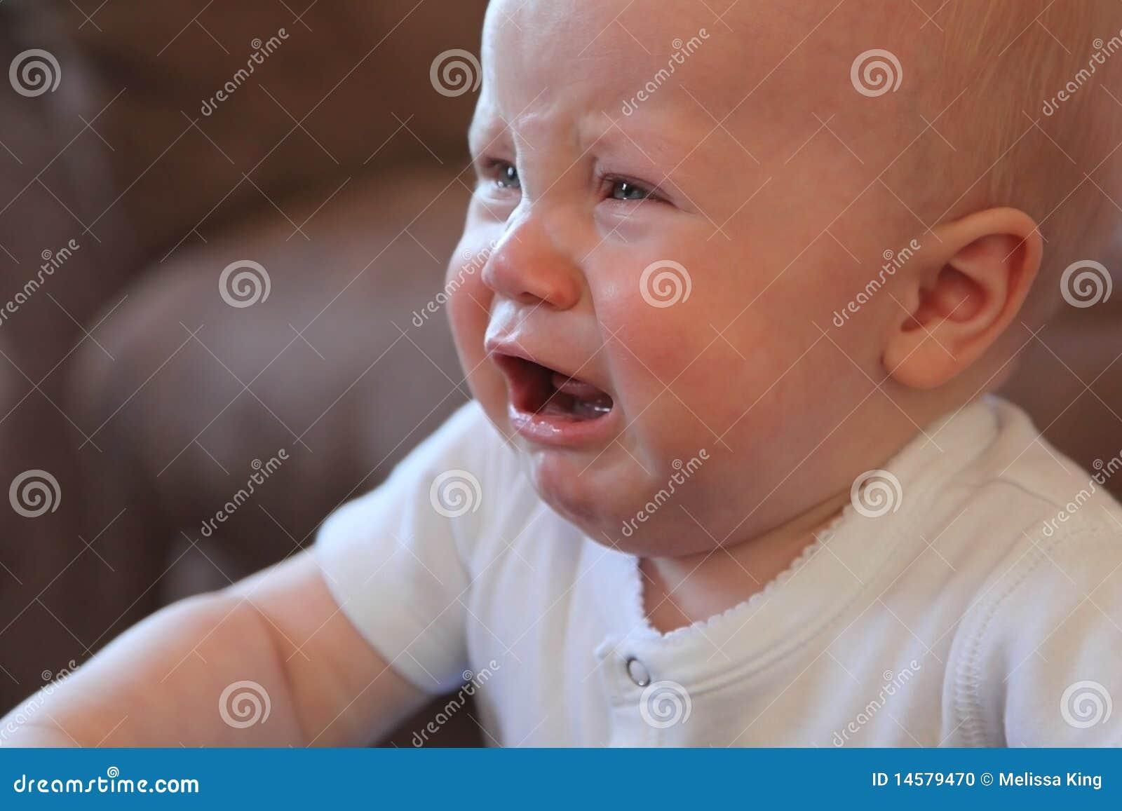 Dziecko płacz