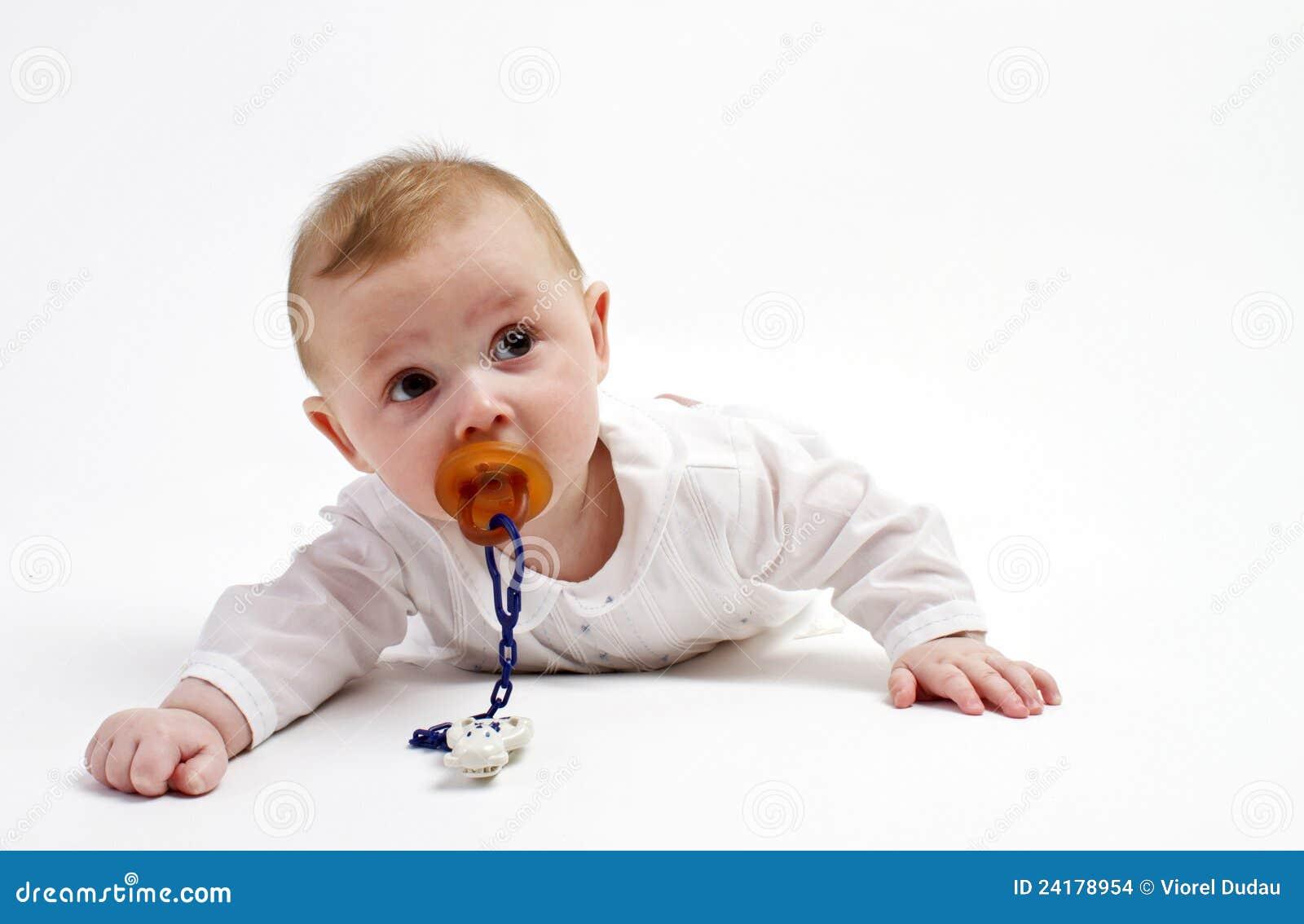 Dziecko pacyfikator