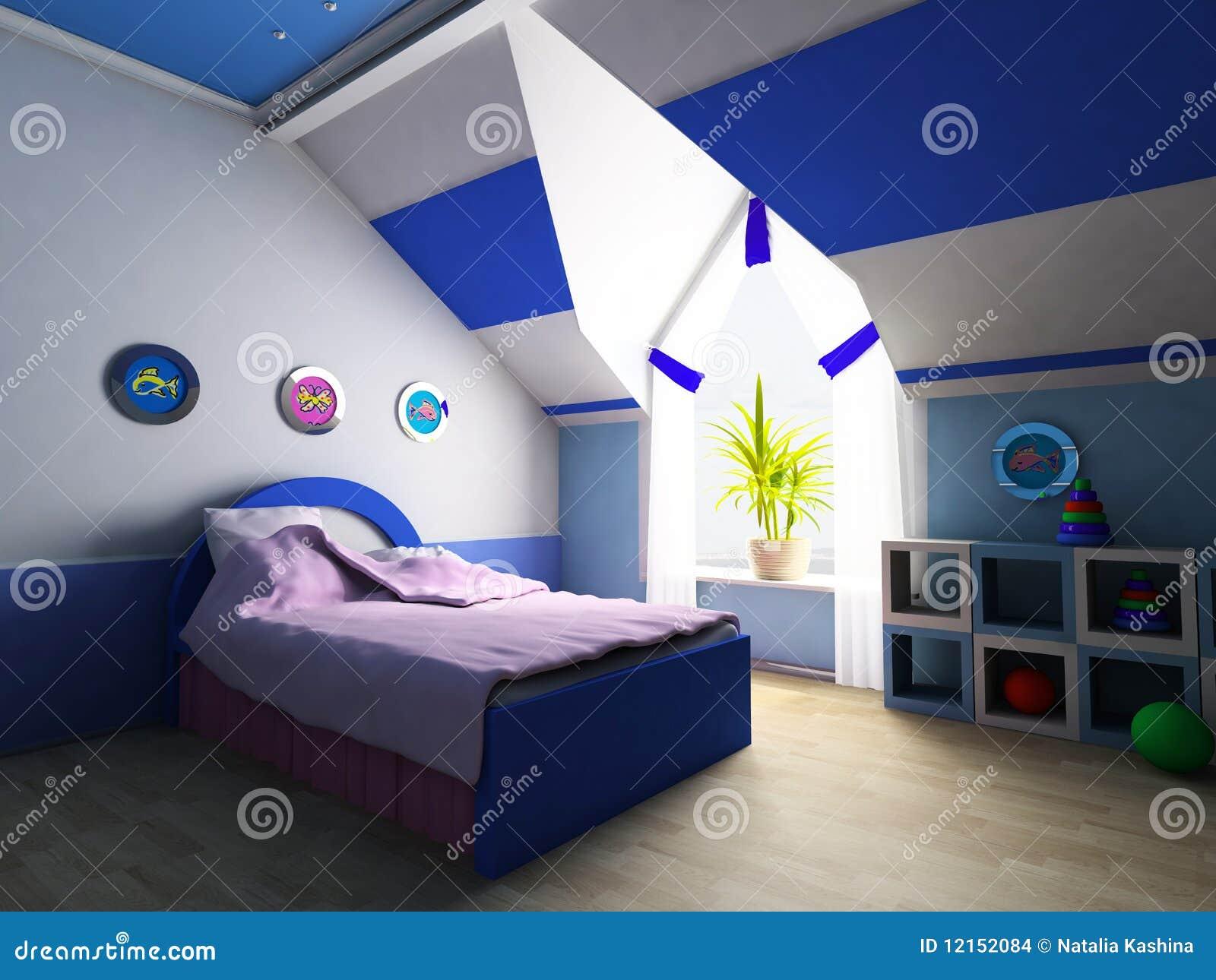 Dziecko pokój s