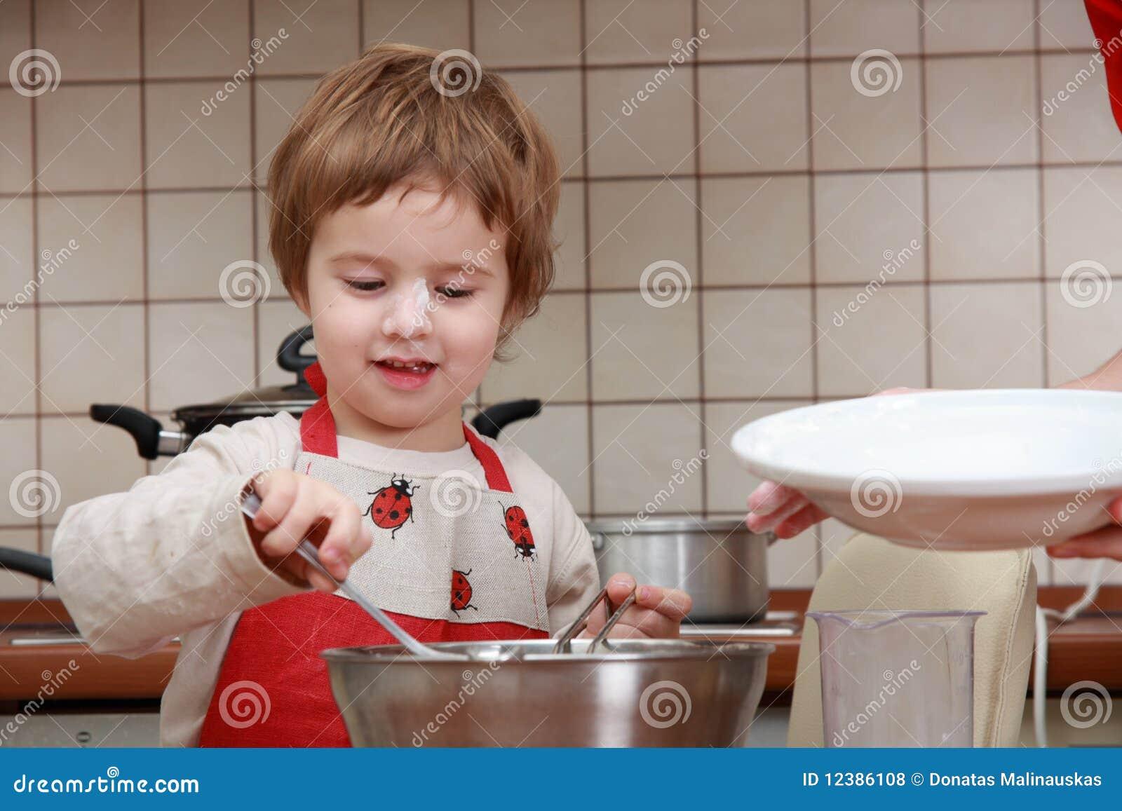 Dziecko portret