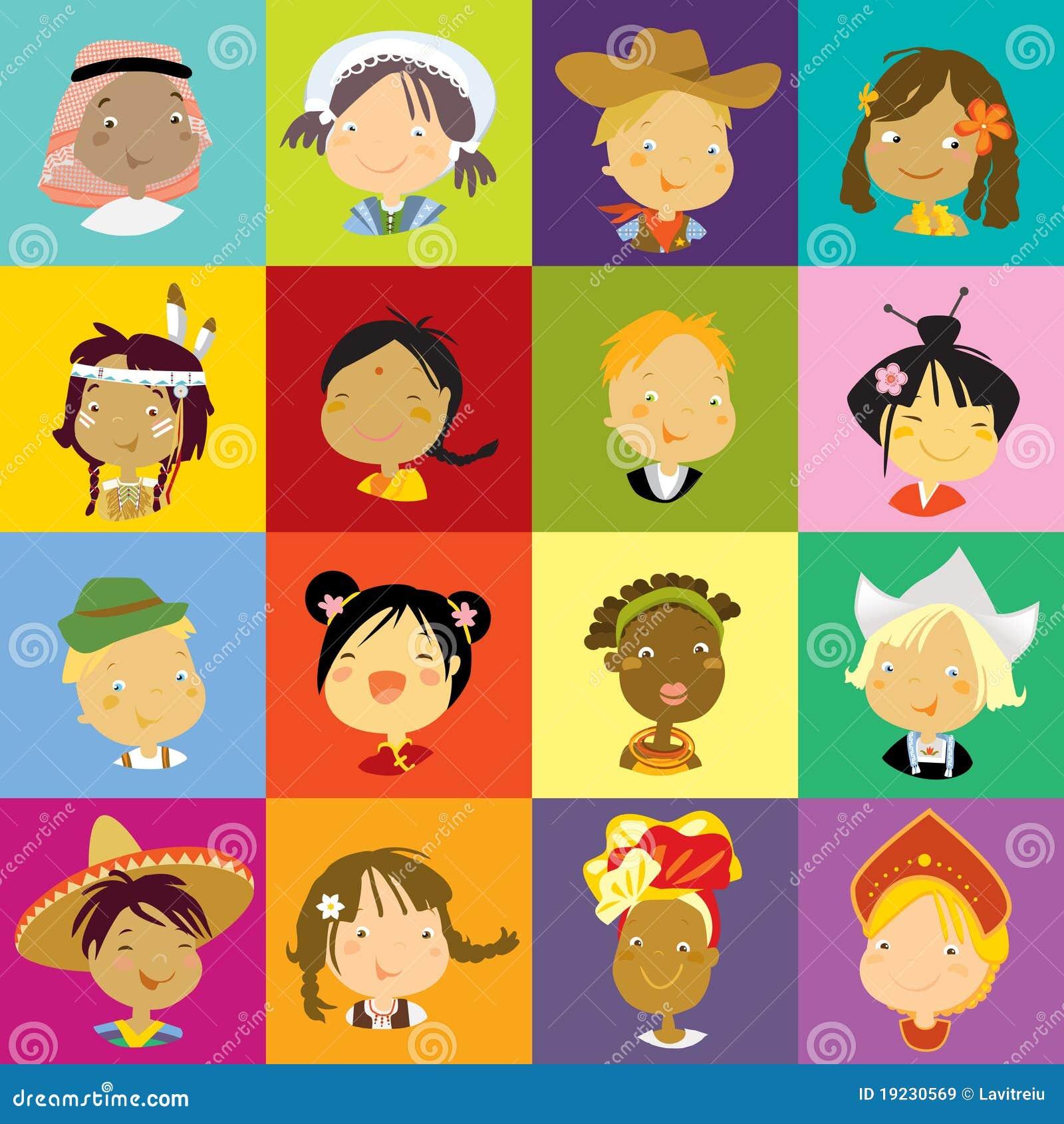 Dziecko różnorodność