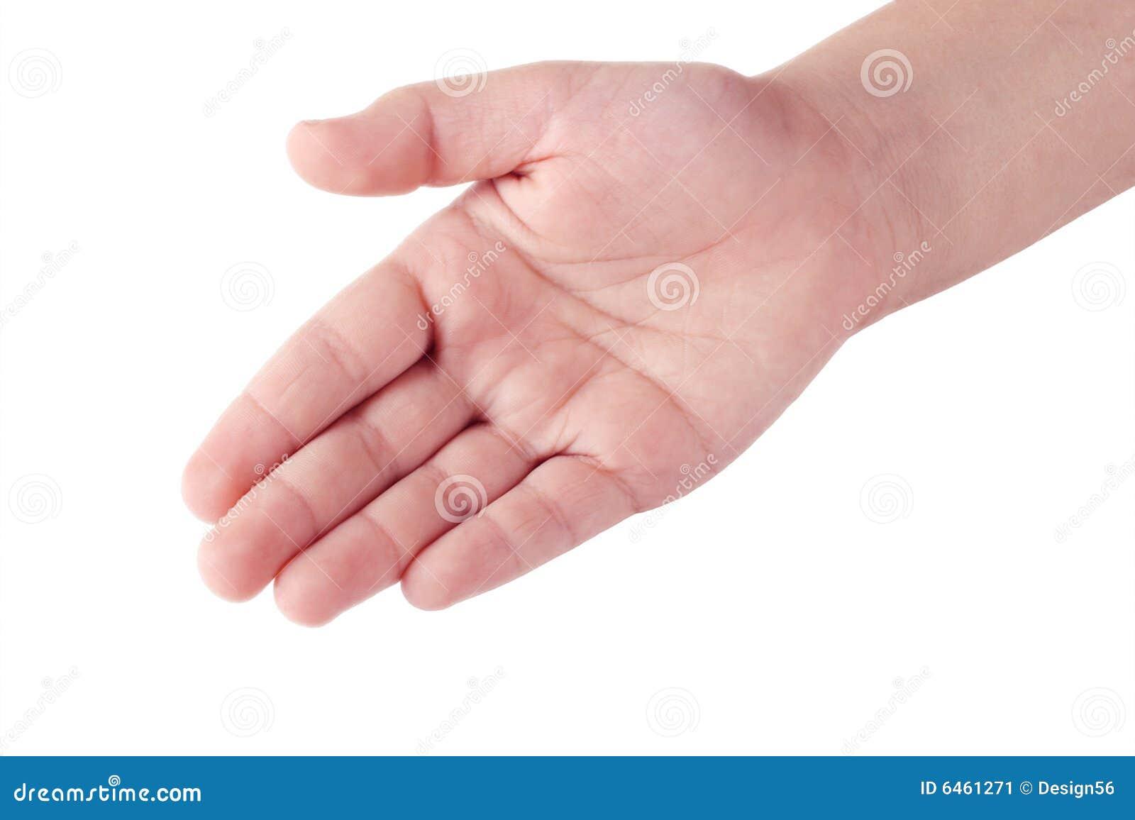 Dziecko ręce dłonie tak jest
