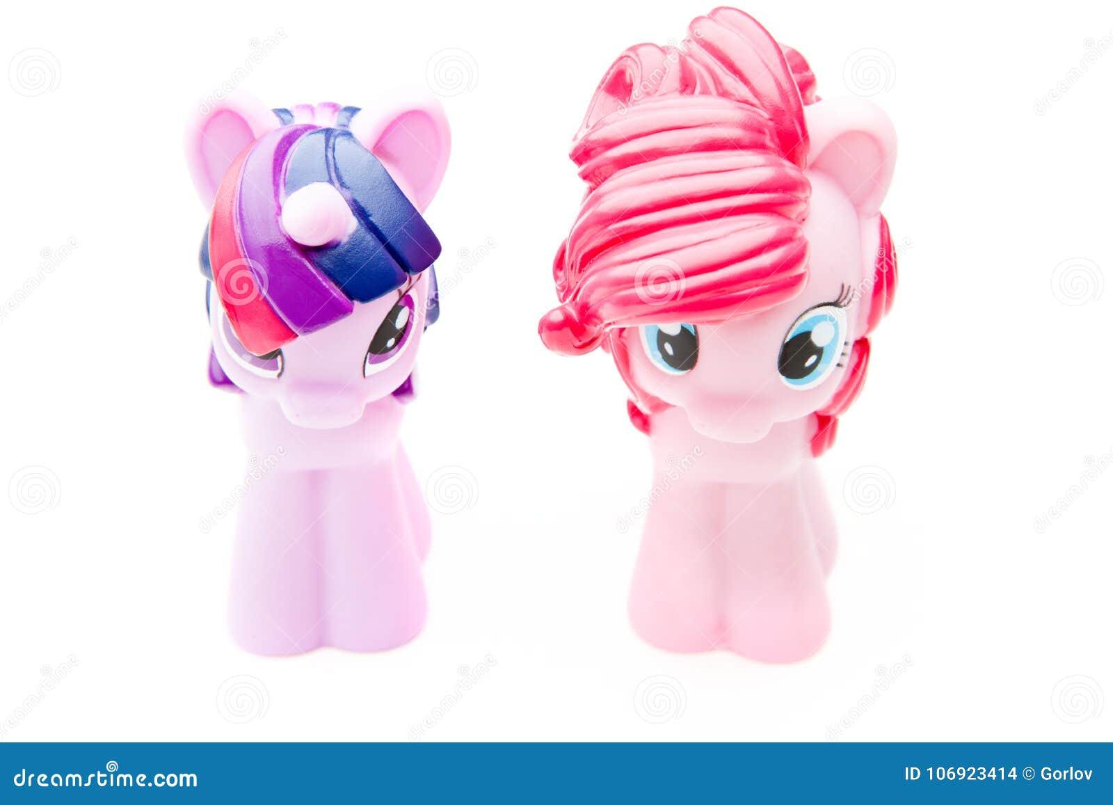 Dziecko rubli jednorożec zabawki studia różowa ilość