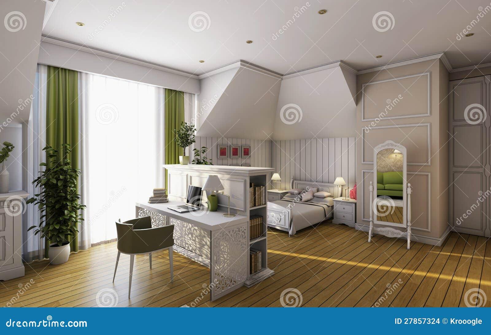 Dziecko sypialnia