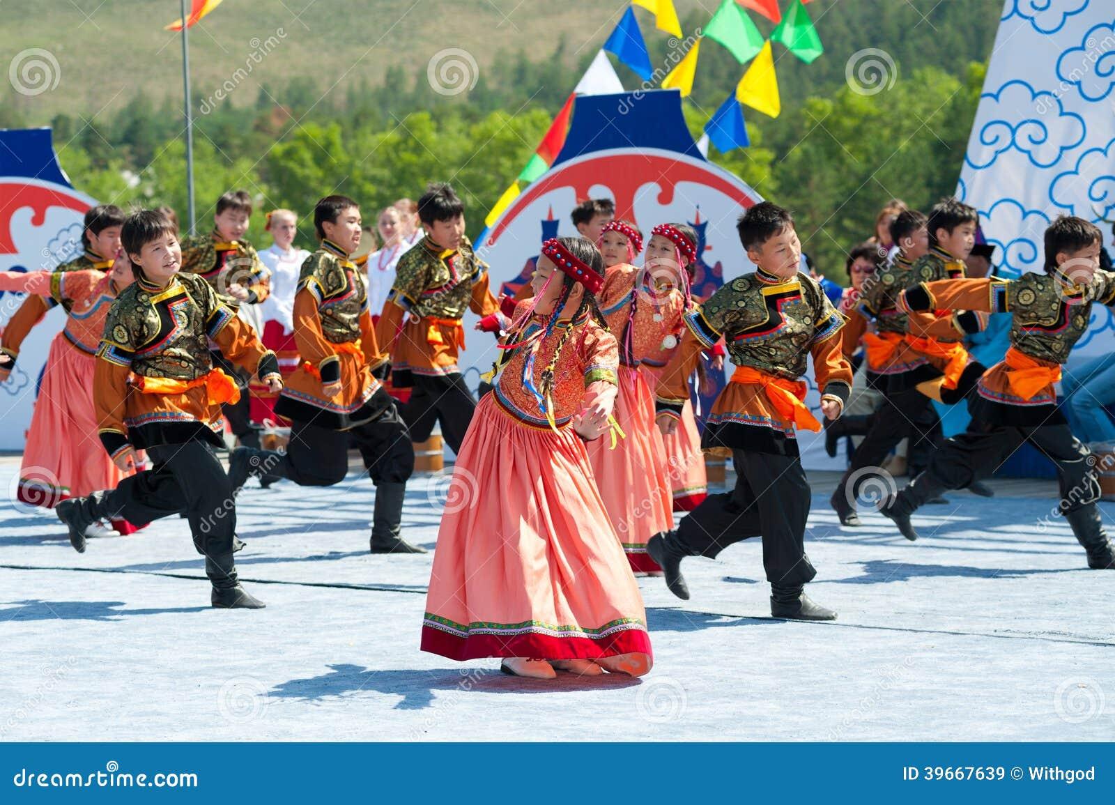 Dziecko taniec, Światowa mongoł konwencja