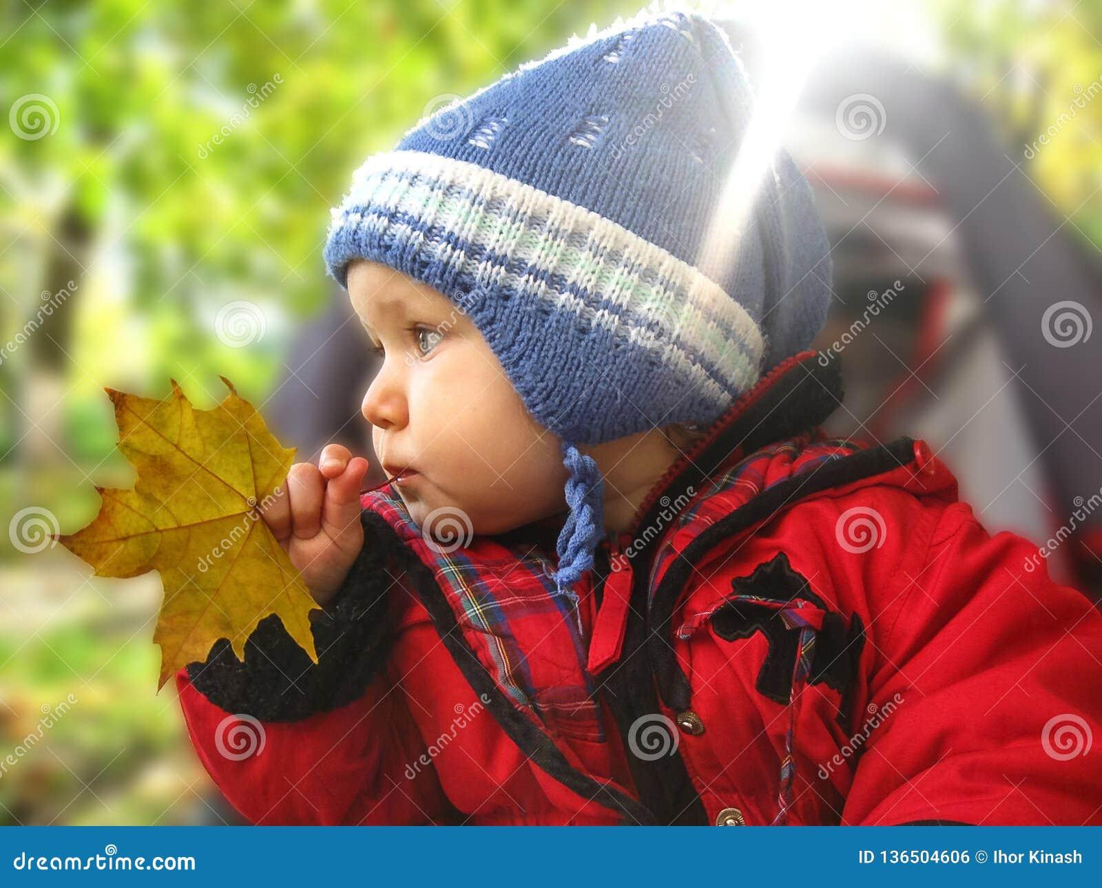 Dziecko w jardzie