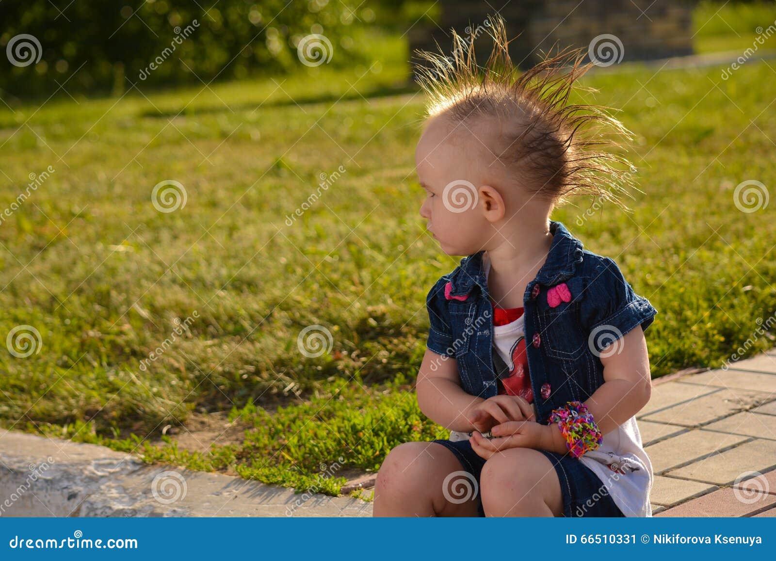Dziecko z Mohawk