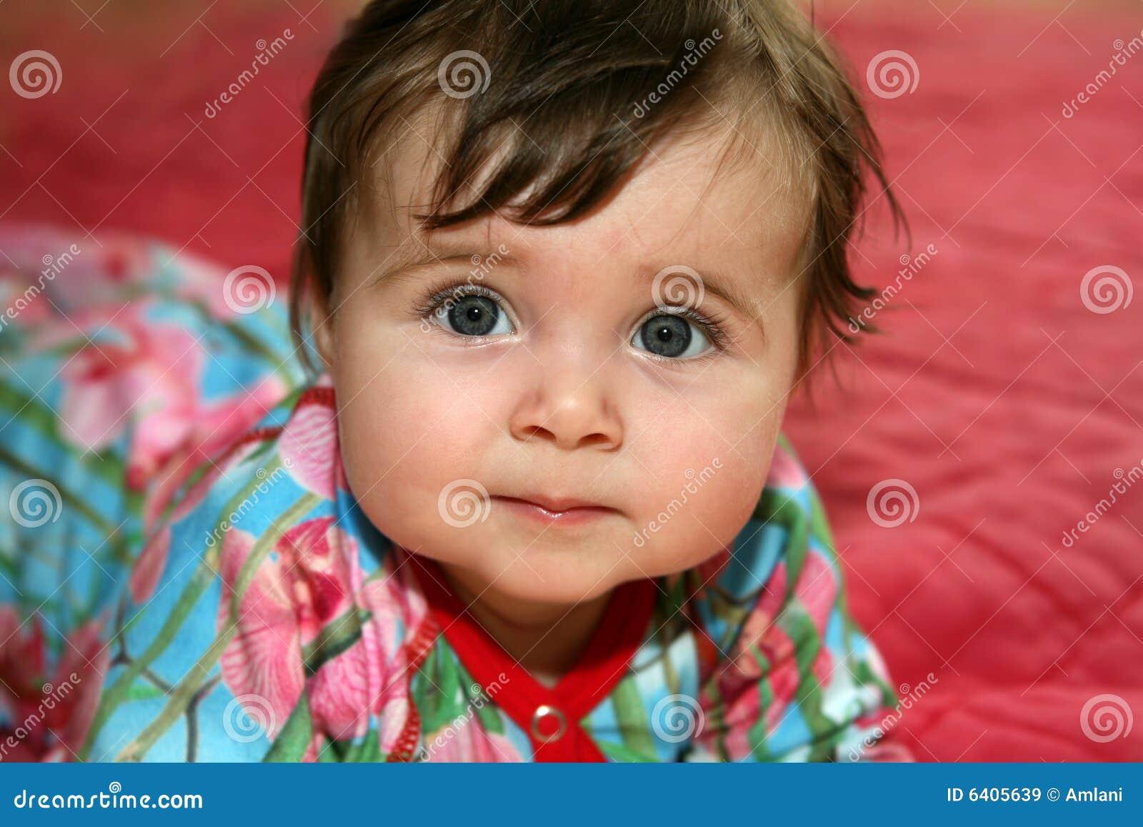 Dziecko z przodu