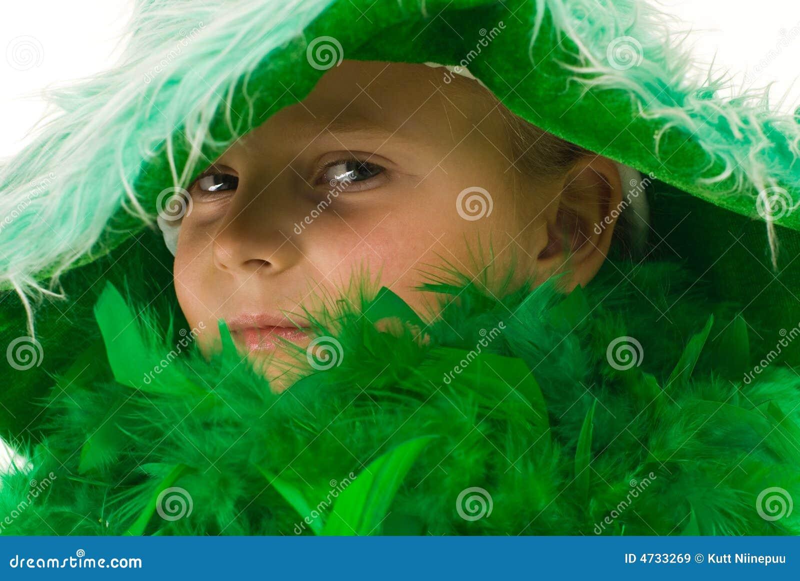 Dziewczyn green