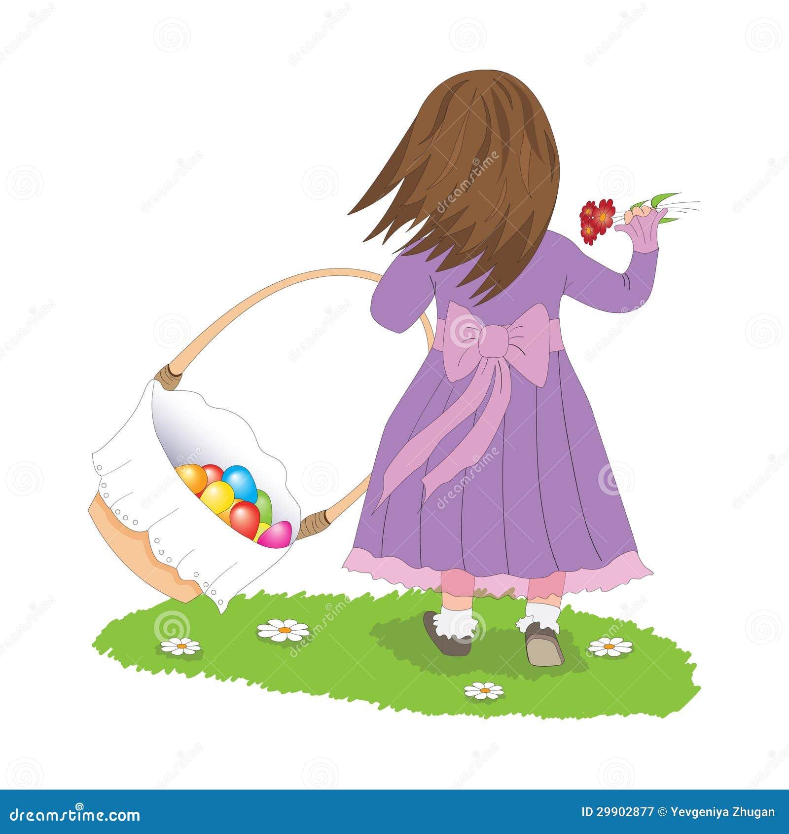 Wielkanocnego jajka polowanie