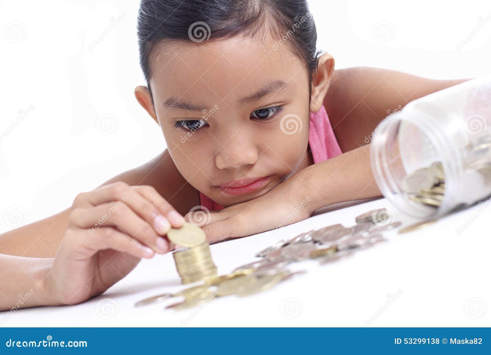 Dziewczyna z pieniądze