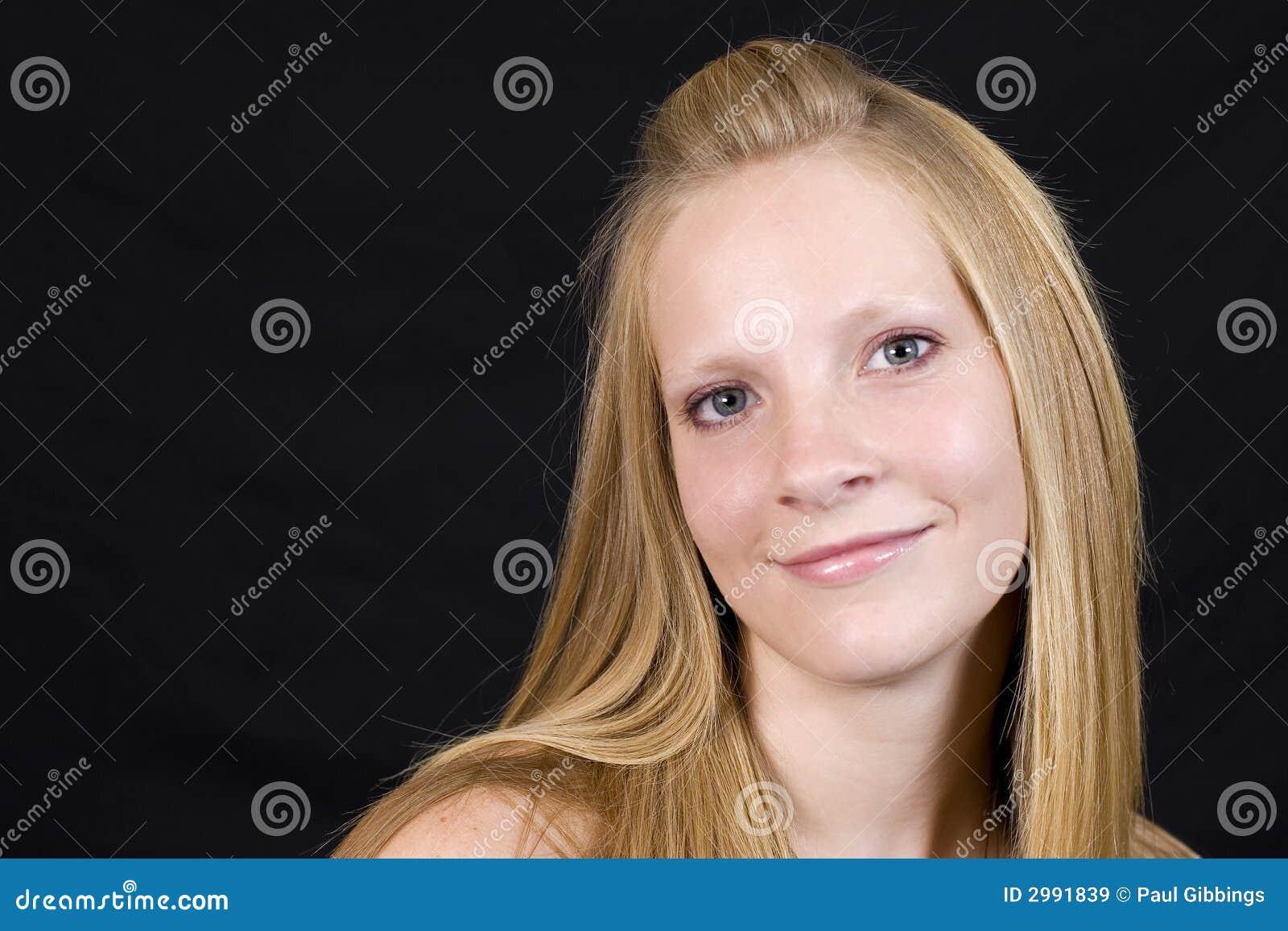 Dziewczyno, blond