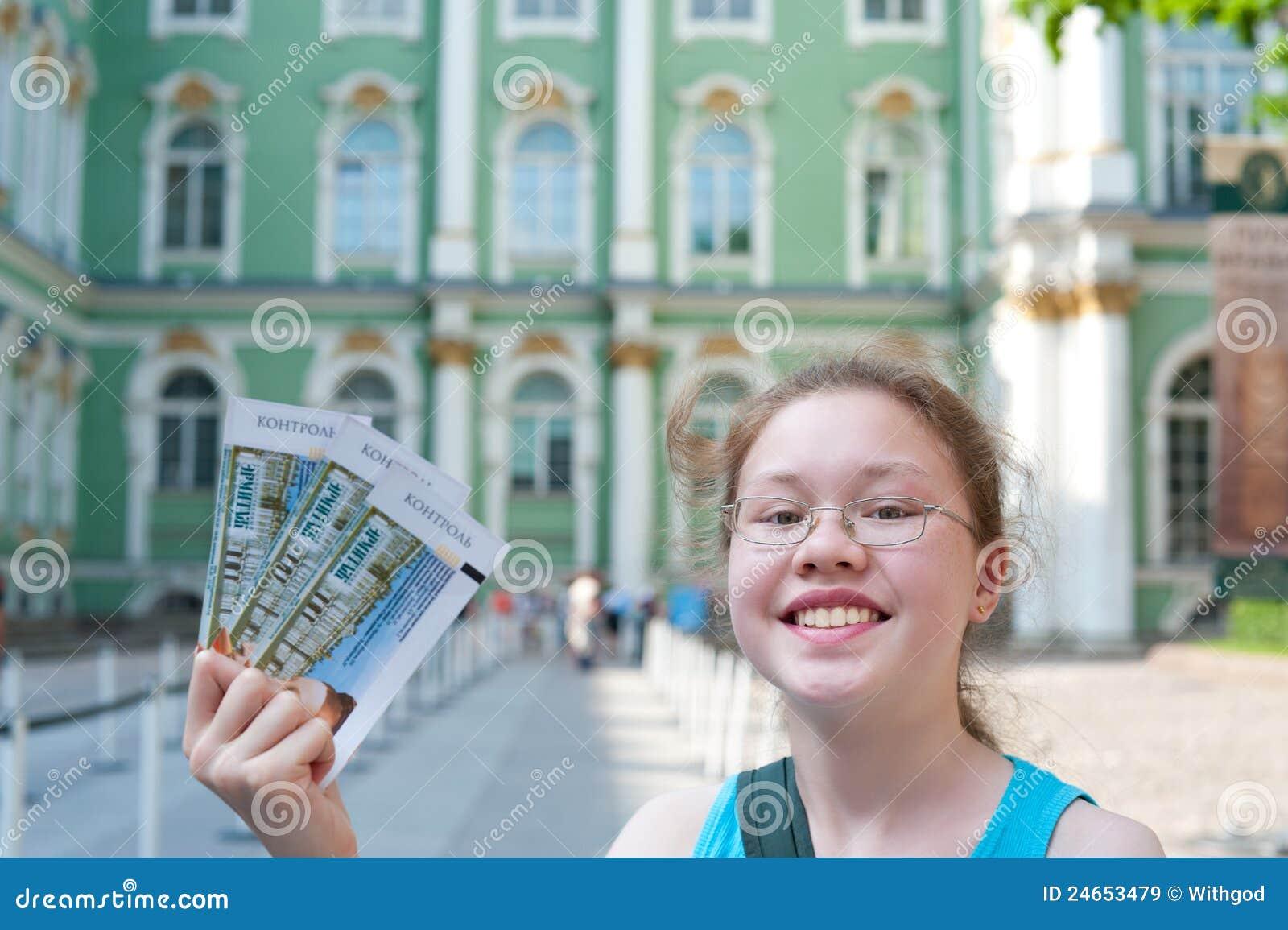 Dziewczyny ermitażu bilety