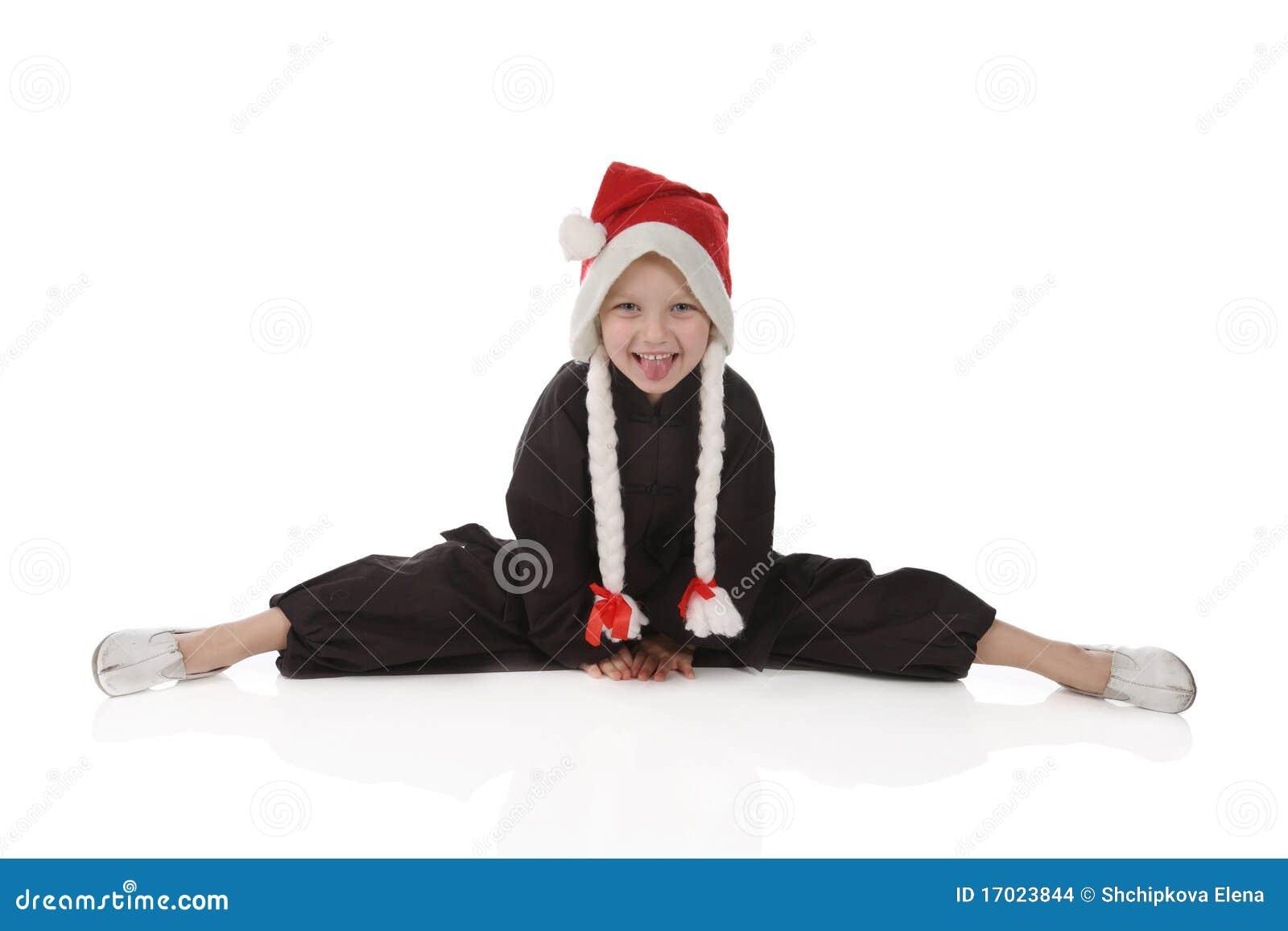 Dziewczyny karateka