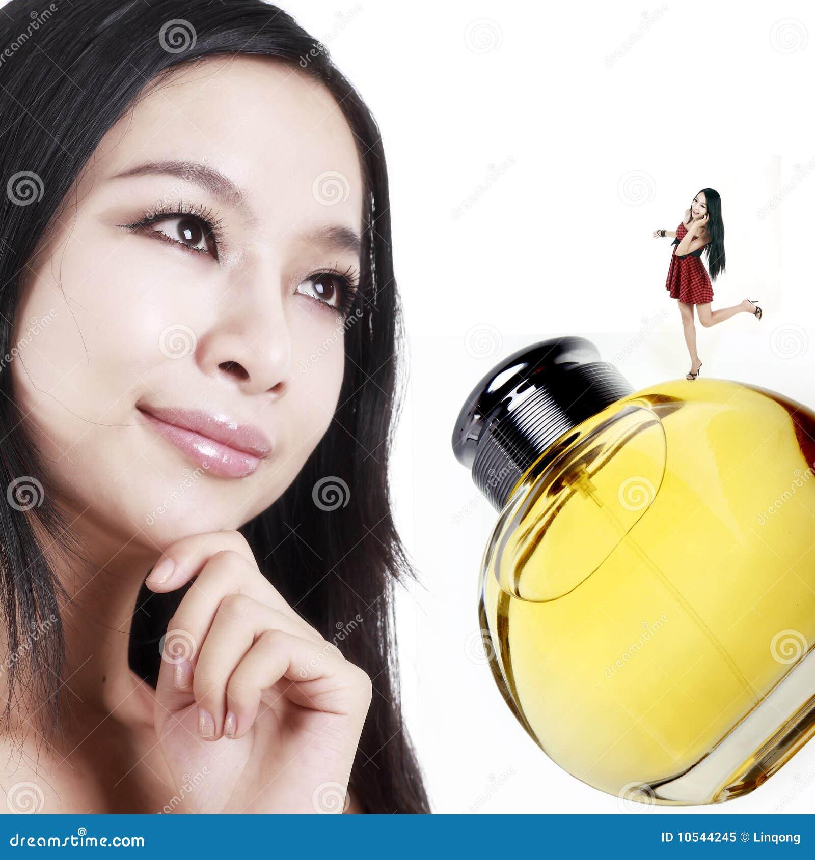 Dziewczyny pachnidło