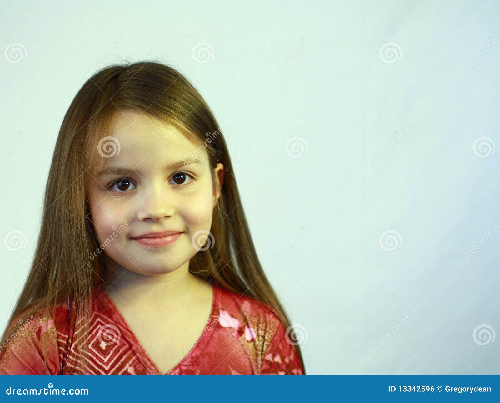 Dziewczyny uśmiechu potomstwa