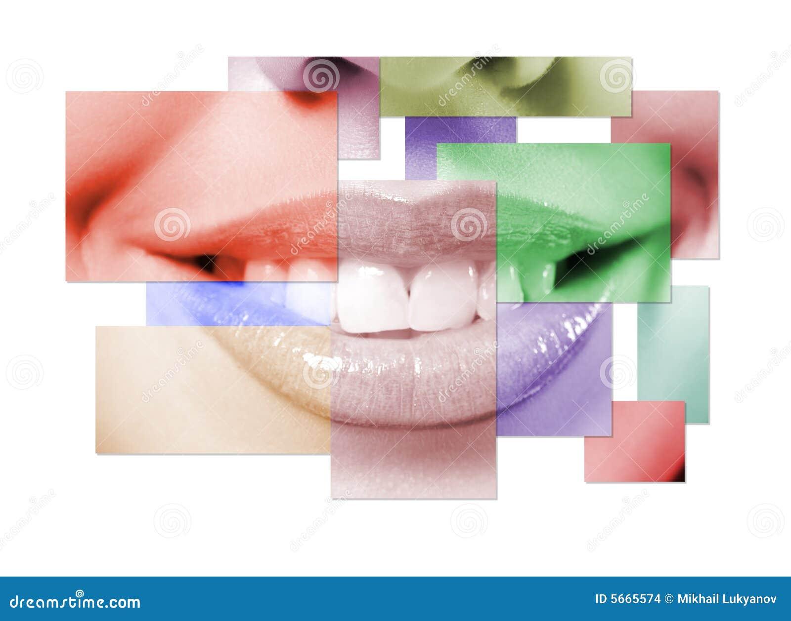 Dziewczyny zamkniętej usta