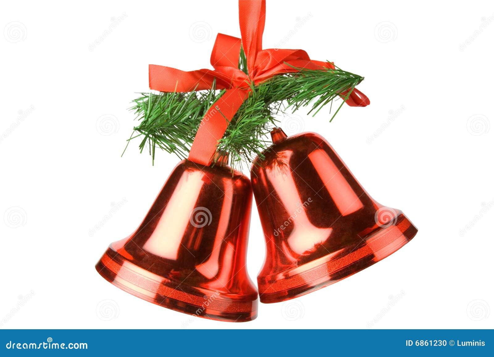 Dzwonów bożych narodzeń dekoracja