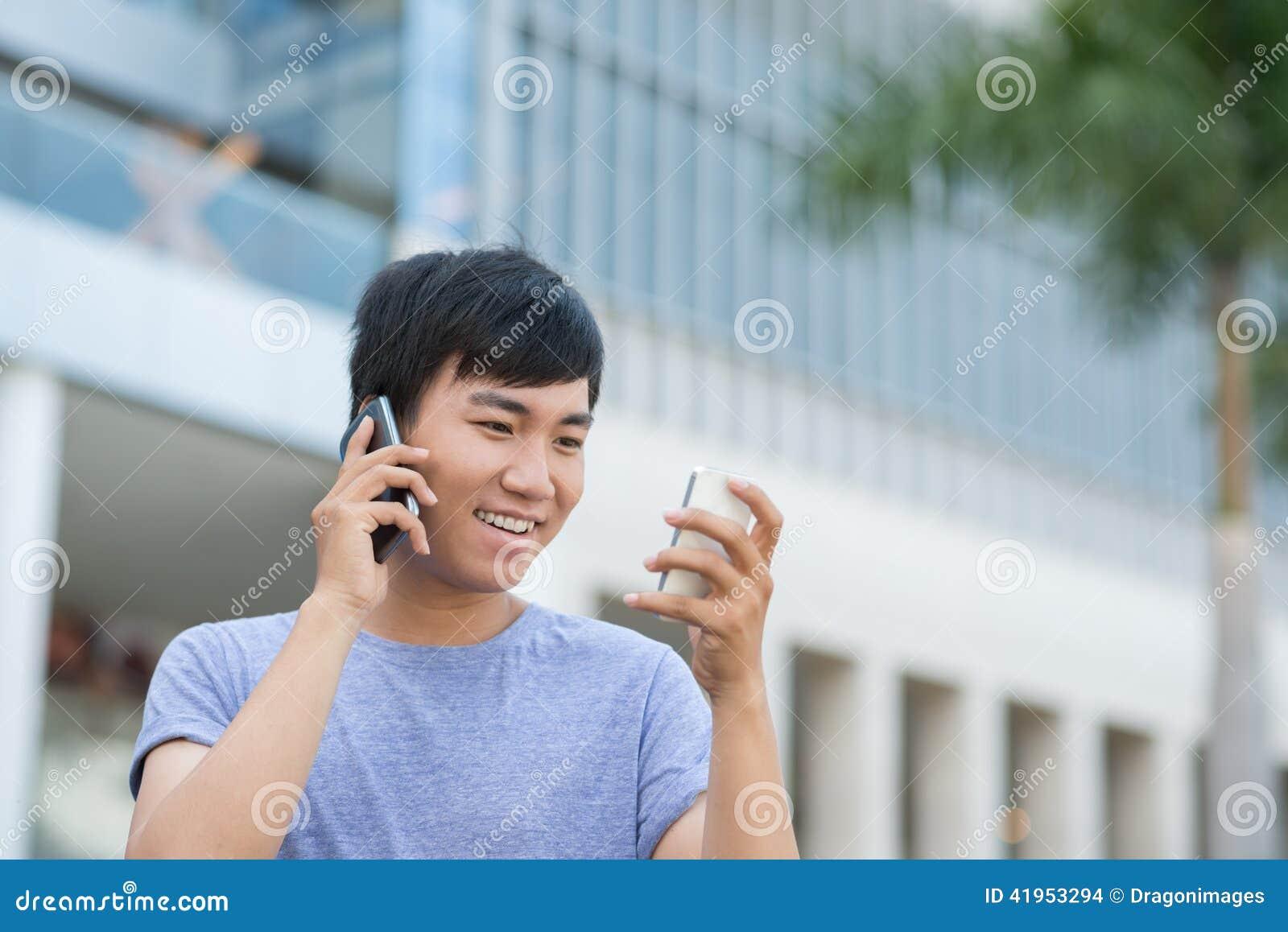 Dzwonić i texting