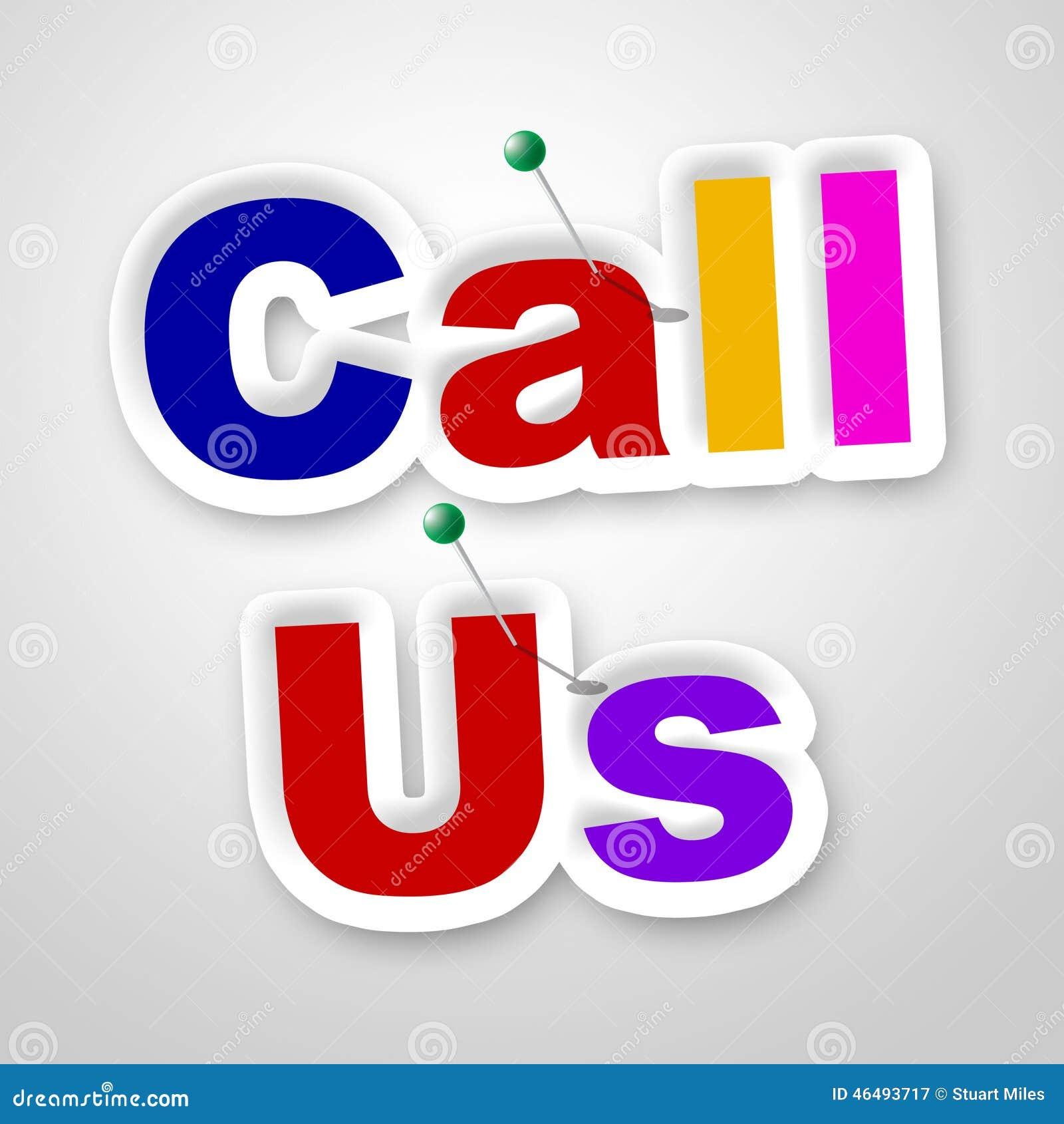 Dzwoni My Szyldowi przedstawienia Komunikuje rozmowę I reklamę