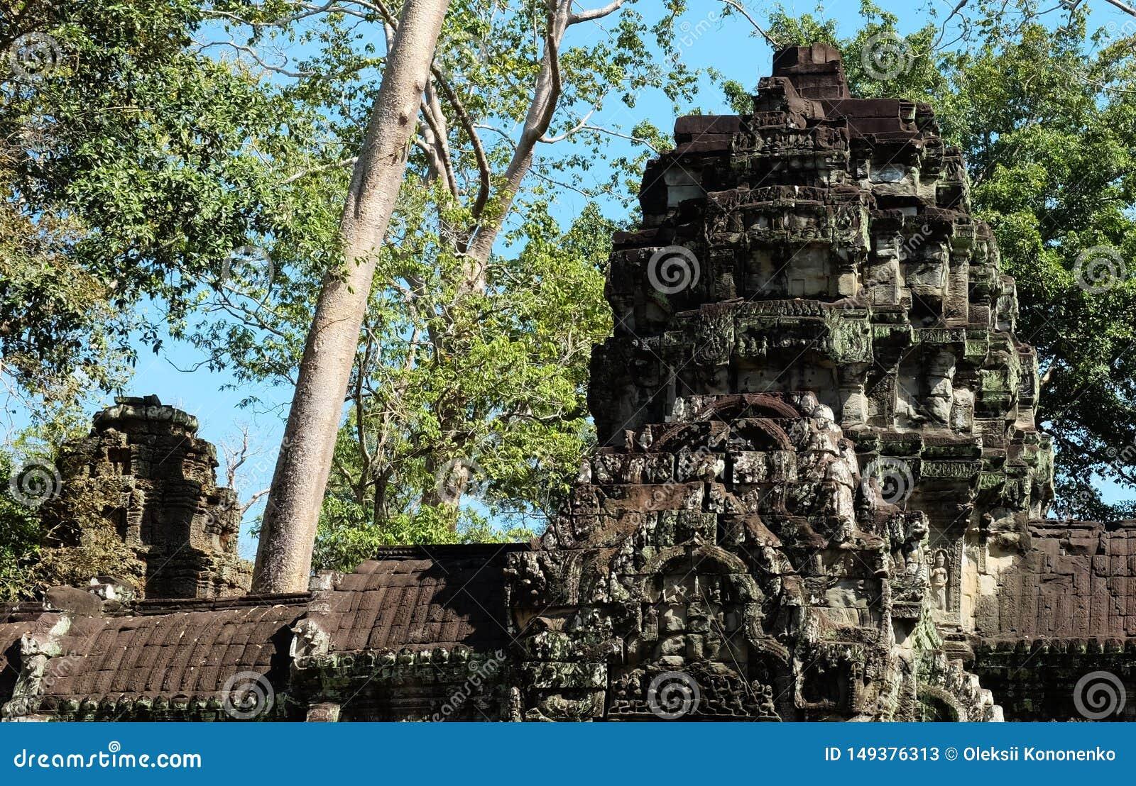E Αρχιτεκτονική κληρονομιά της Khmer αυτοκρατορίας r