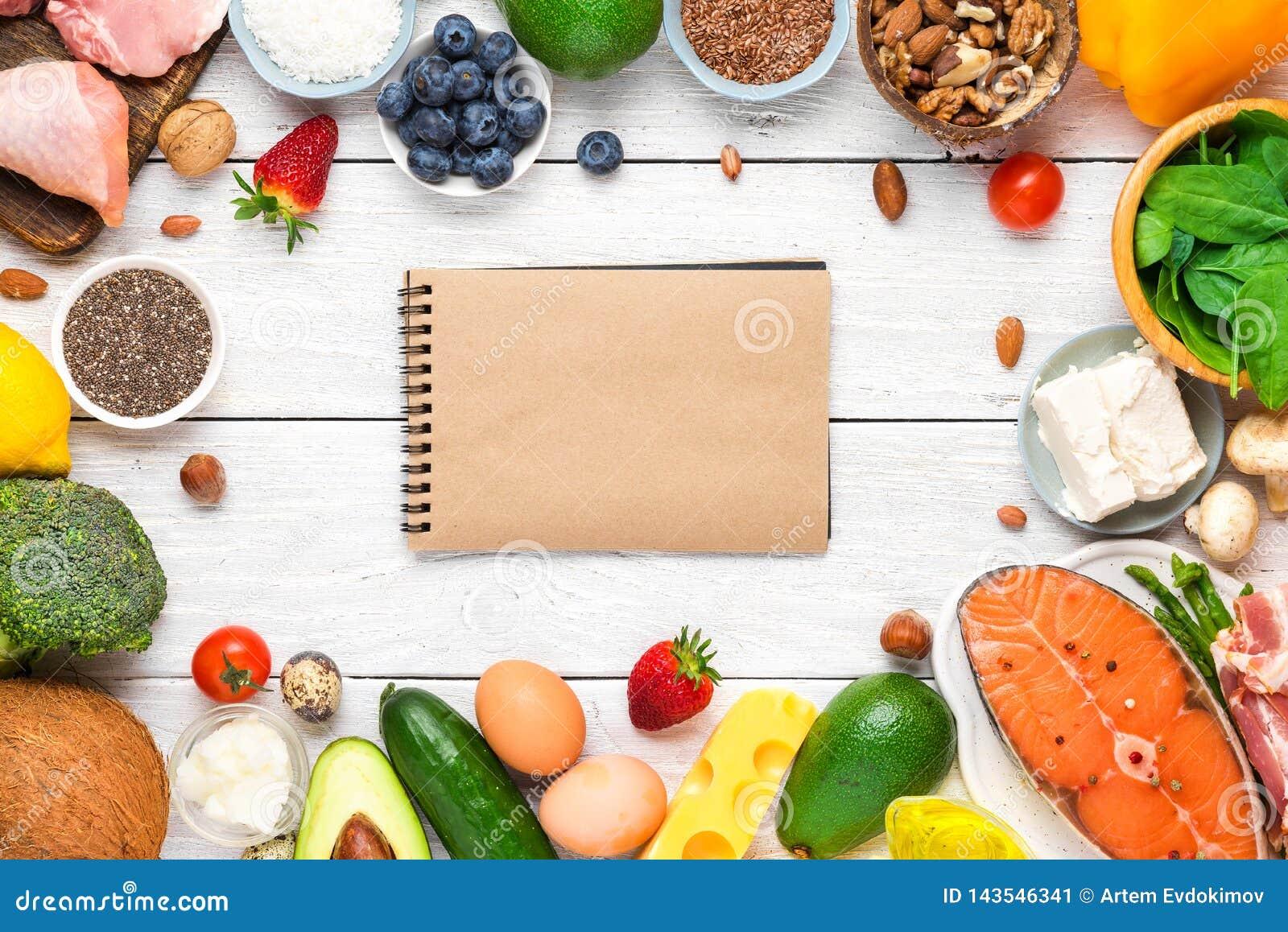 E Alimento sano Visi?n superior