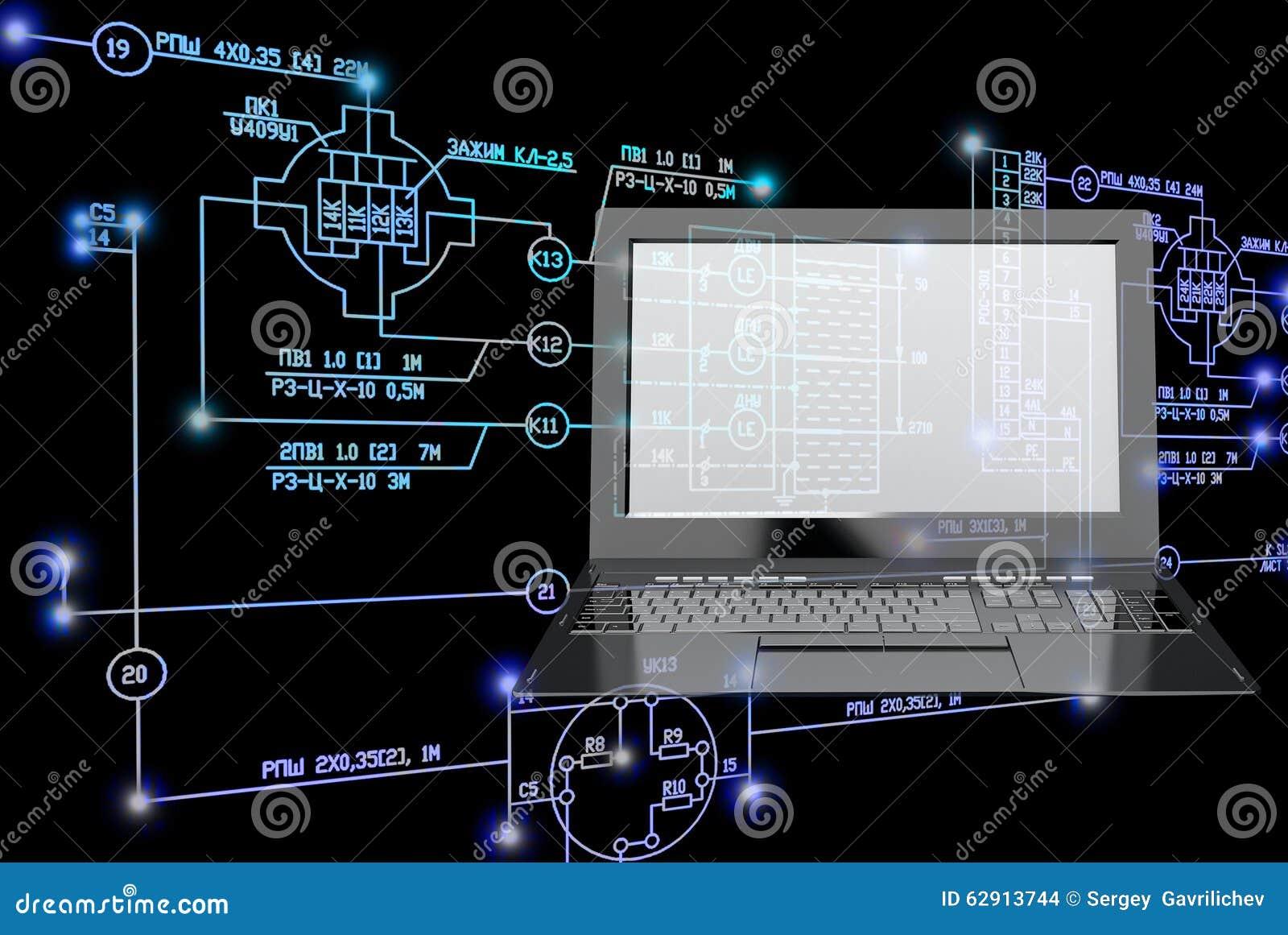 E-anslutning teknikteknologi