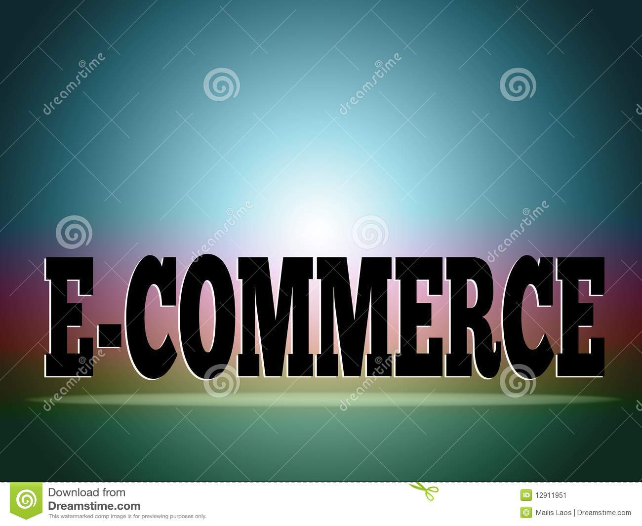 E commerce background images - Background Colored Commerce E