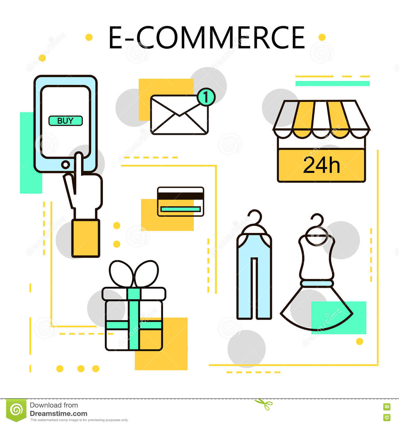 Web Services and E-Shopping Decisions: a Study on Malaysian E-Consumer