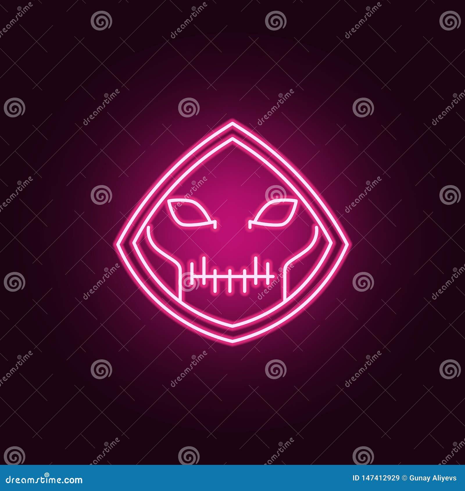 E Elementen van Halloween-reeks Eenvoudig pictogram voor websites, Webontwerp, mobiele toepassing, informatiegrafiek