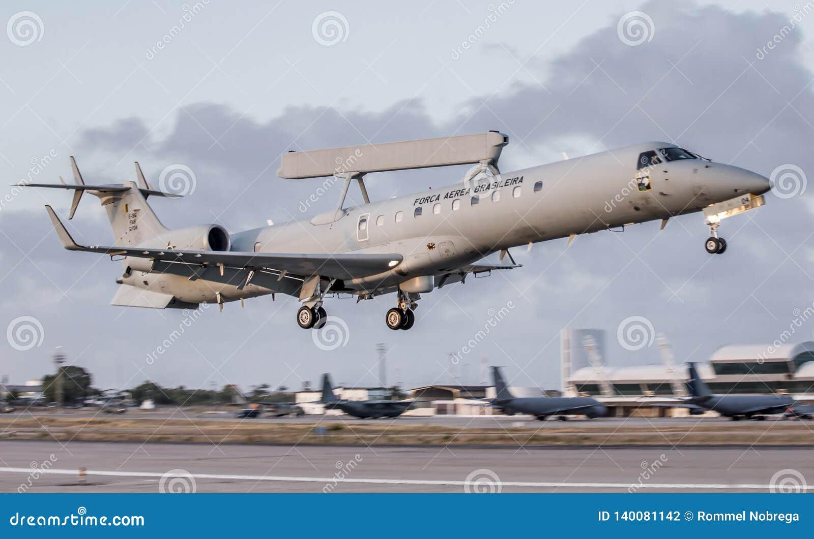 E-99 ERJ-145 do FABULOSO na operação Cruzex