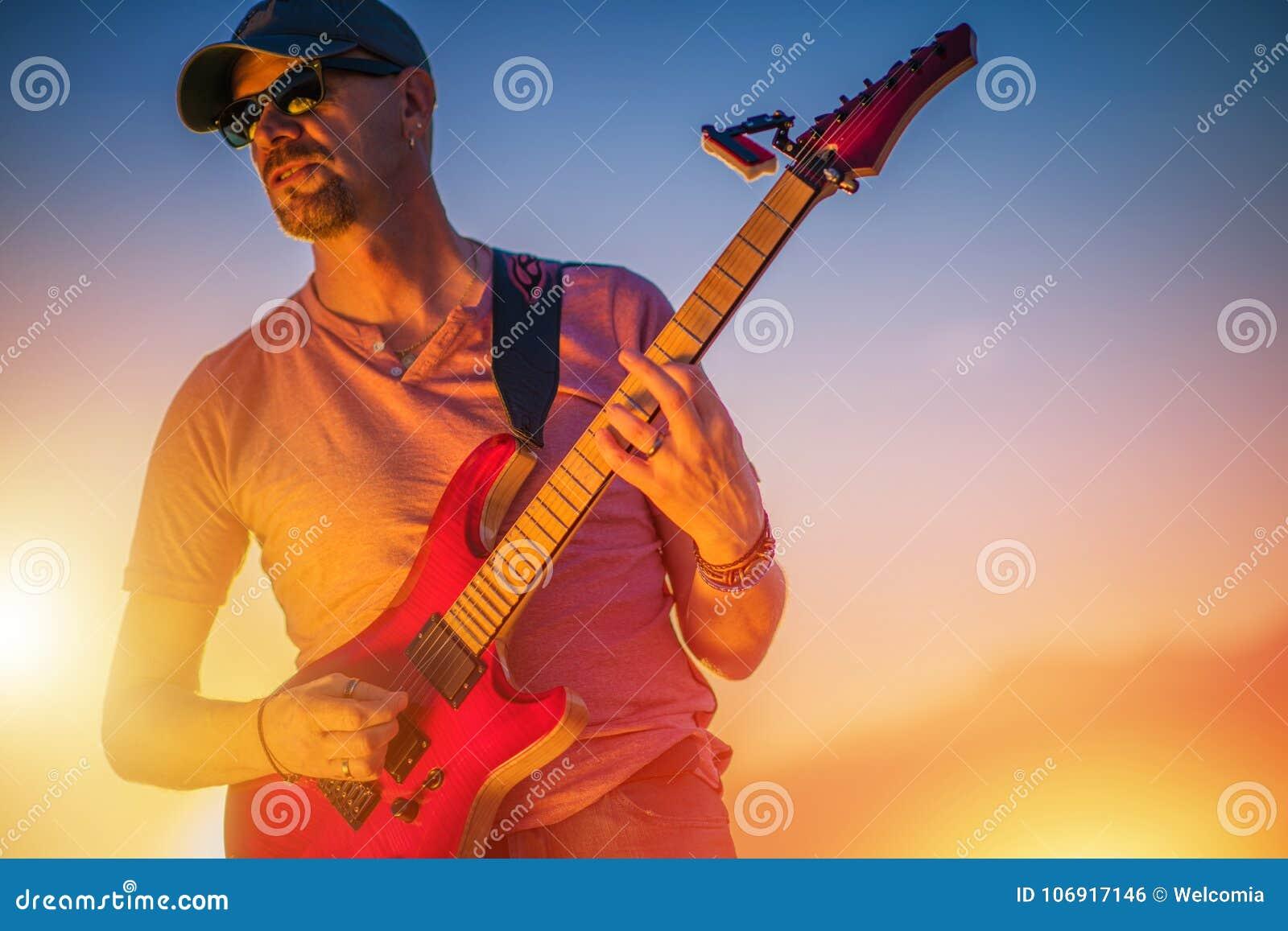 E-Gitarre Rockman