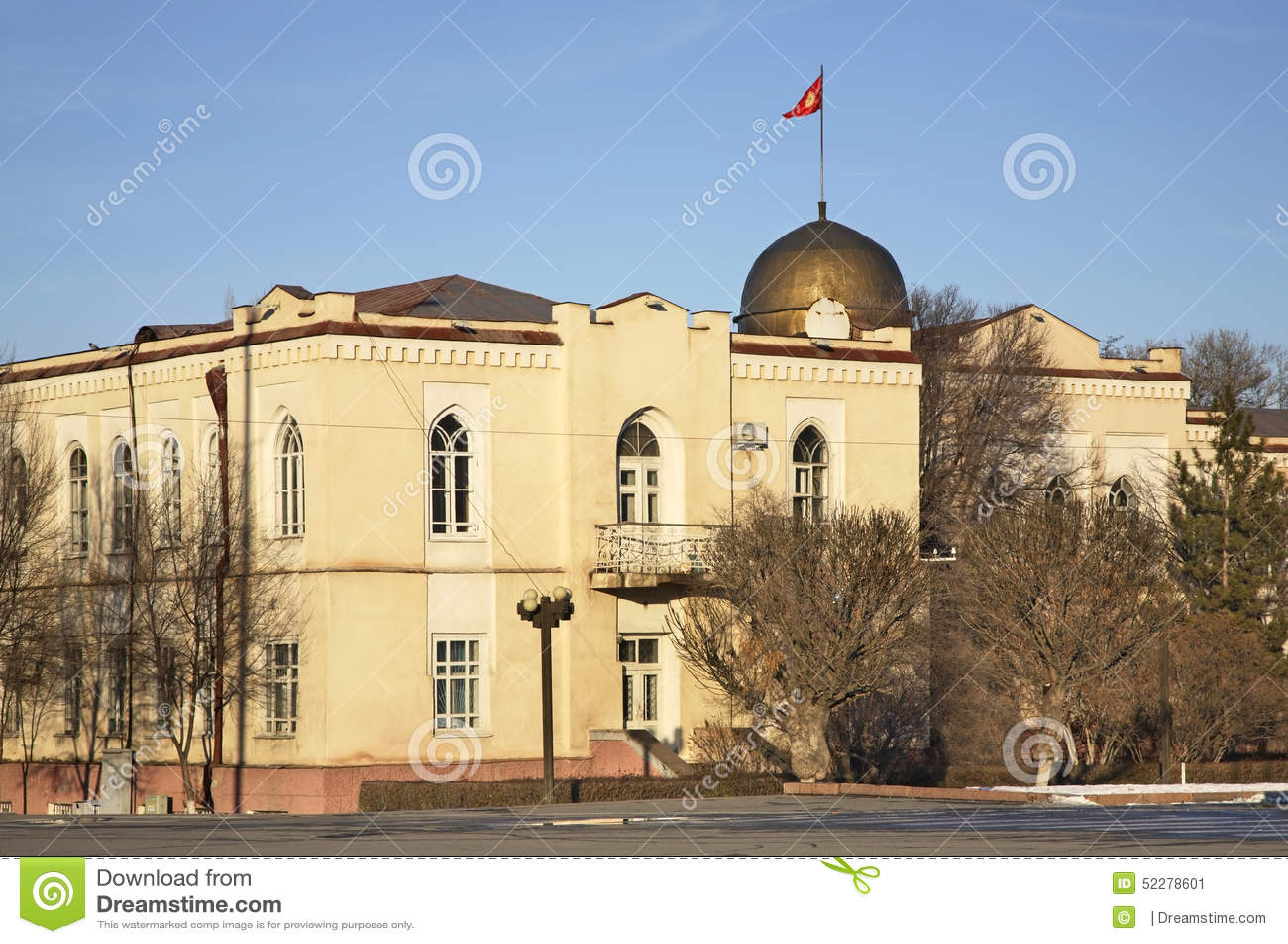E Kirgistan