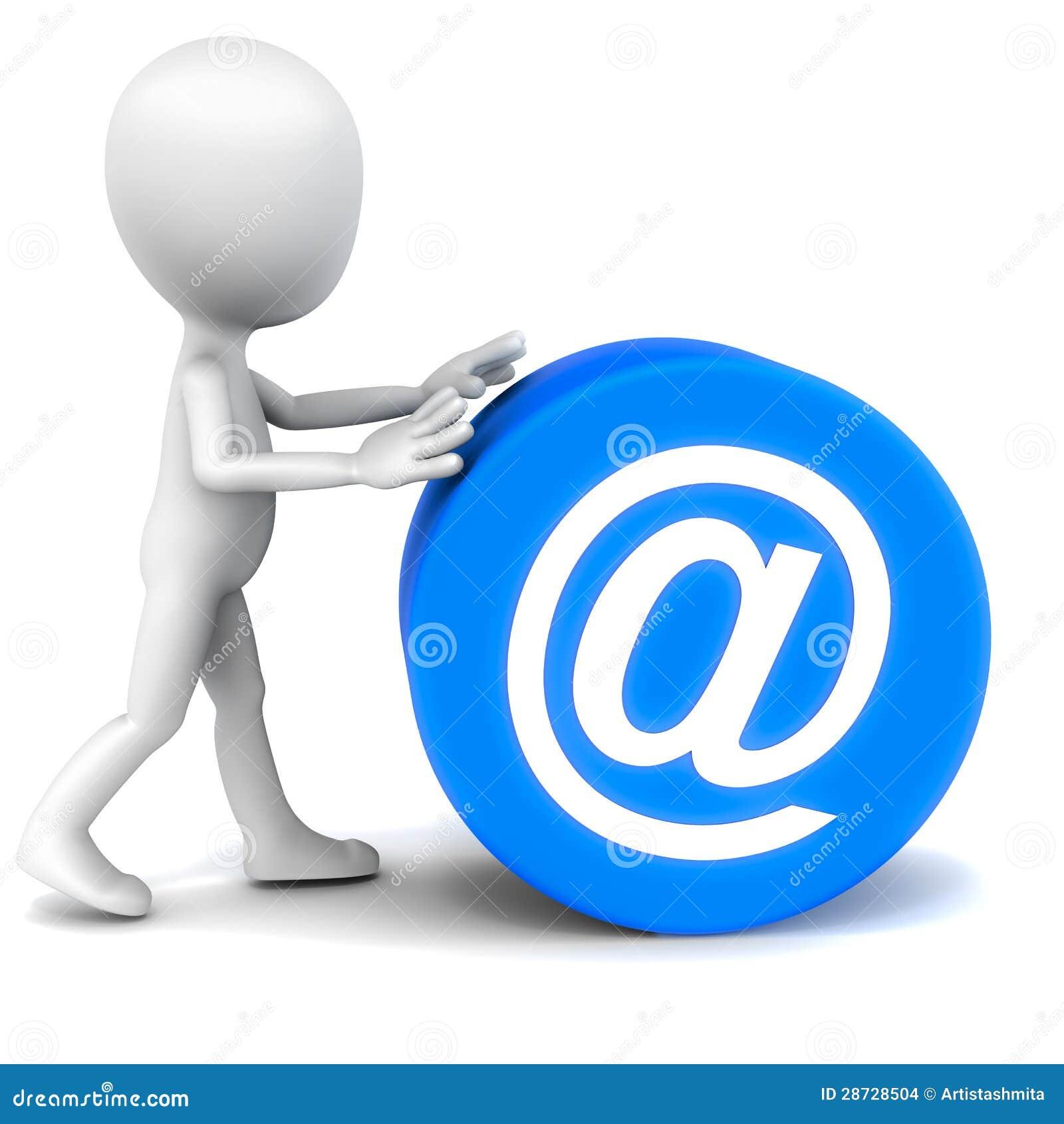 E-mail mededeling