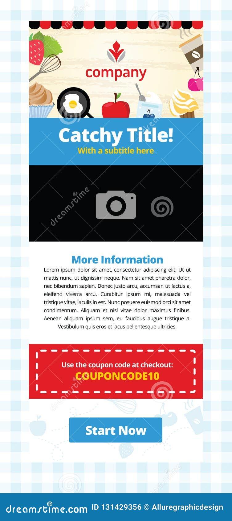 E-Mail-Newsletter für Restaurants und Lebensmittelindustrie