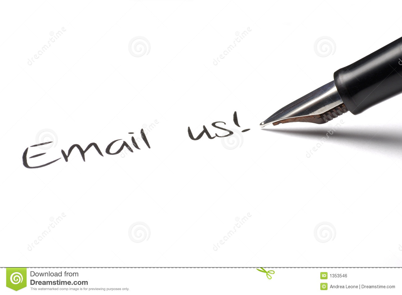 E-mail ons!