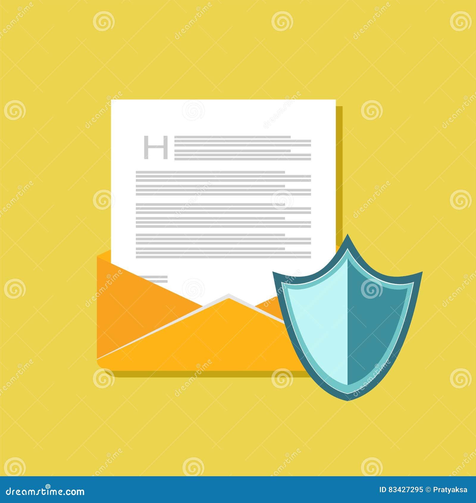 E-Mail-Schutz