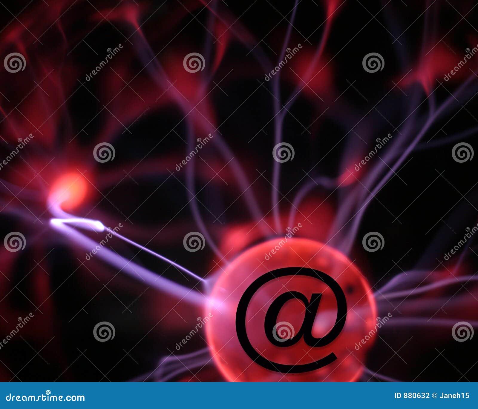 E - mail znak osocza