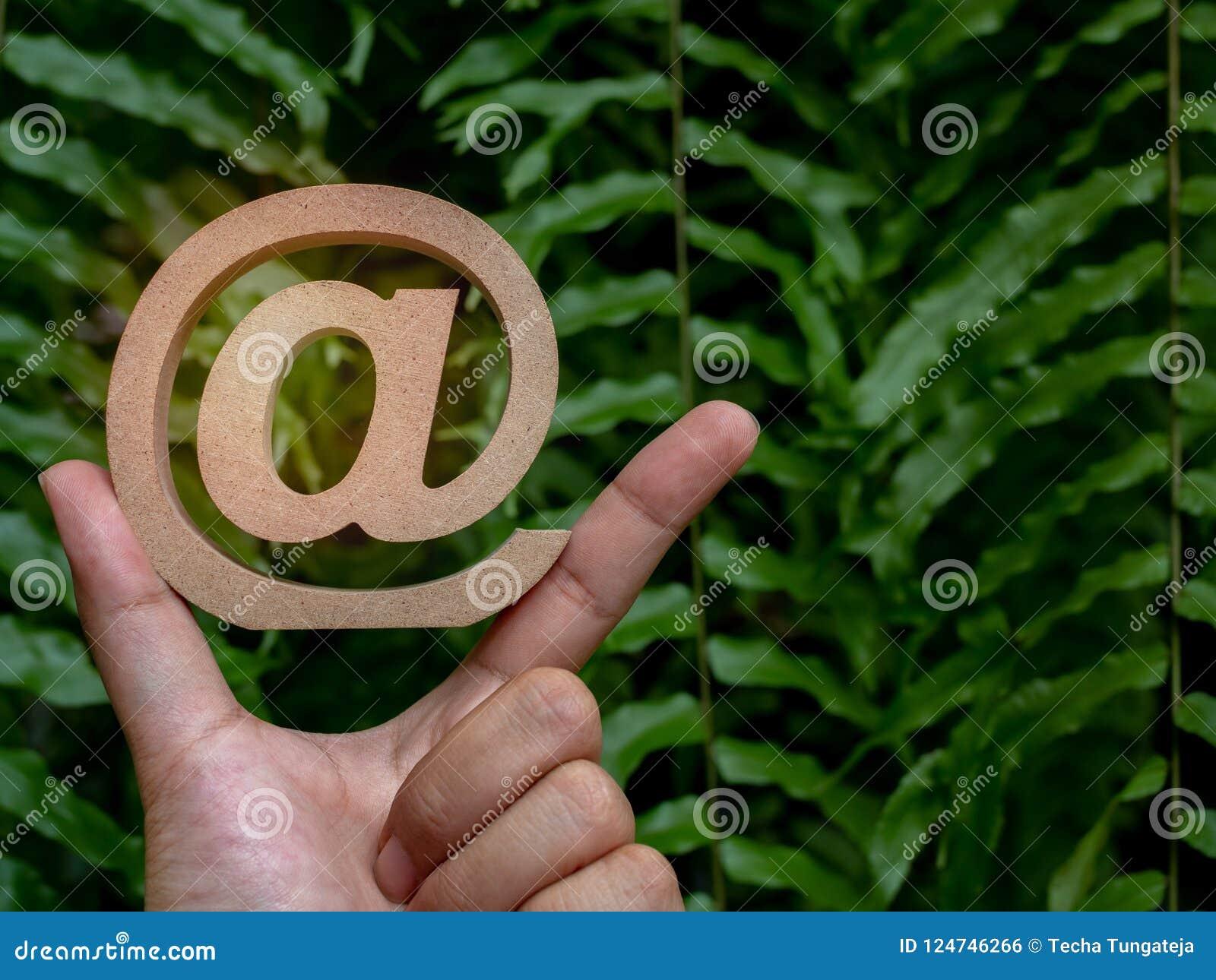 E-mailadrespictogram