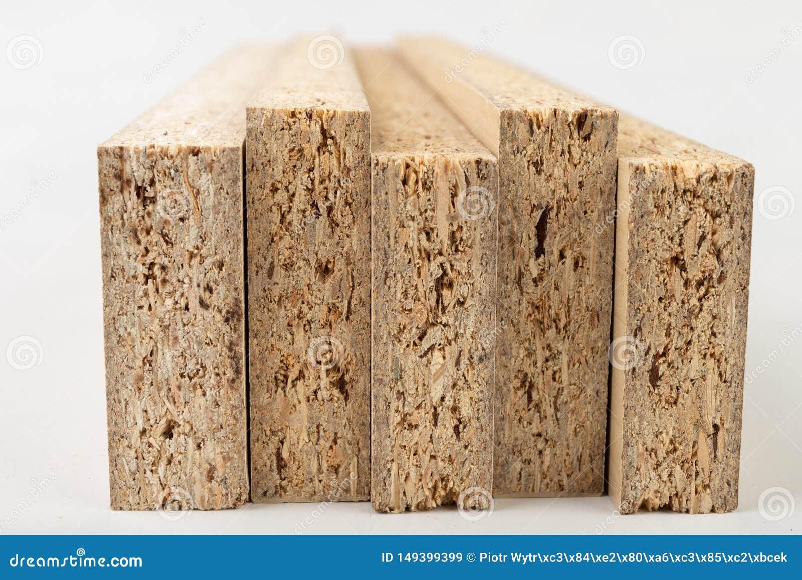 E Materialen voor timmerlieden om meubilair te bouwen