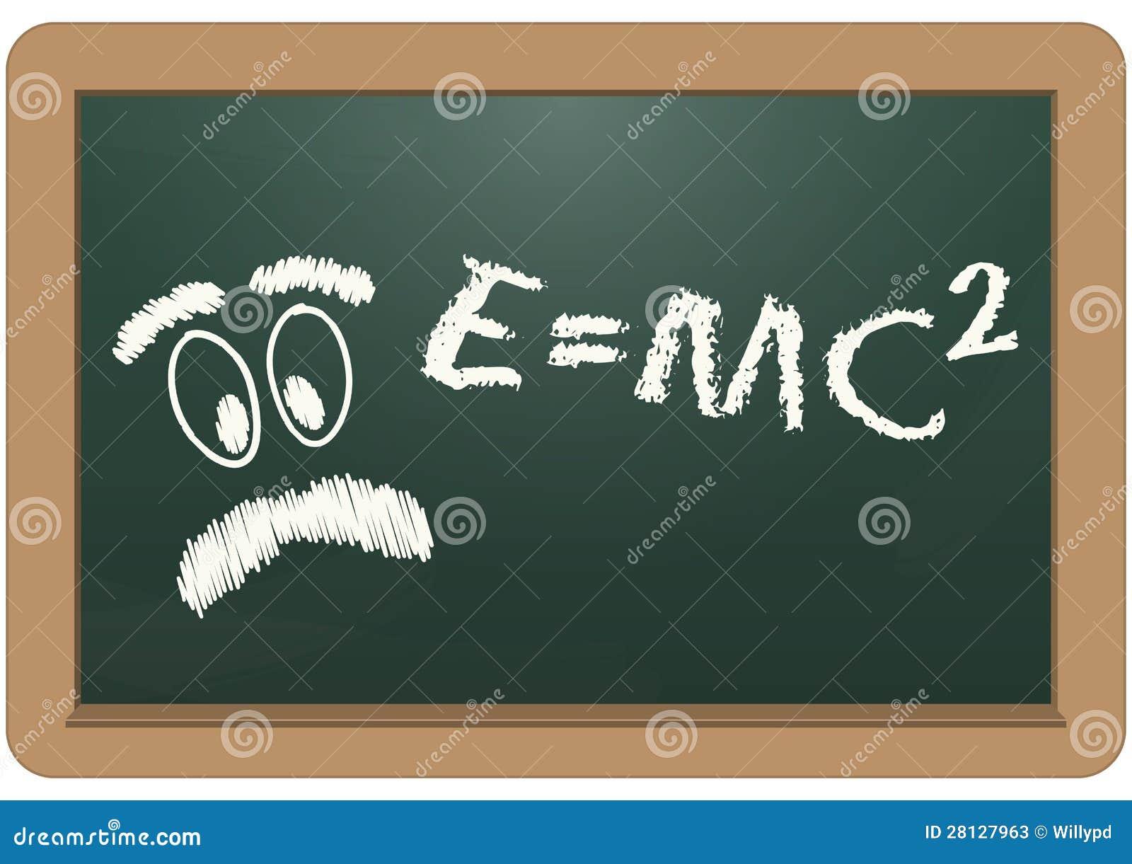 Classroom Design Drawing ~ E mc chalkboard stock photos image