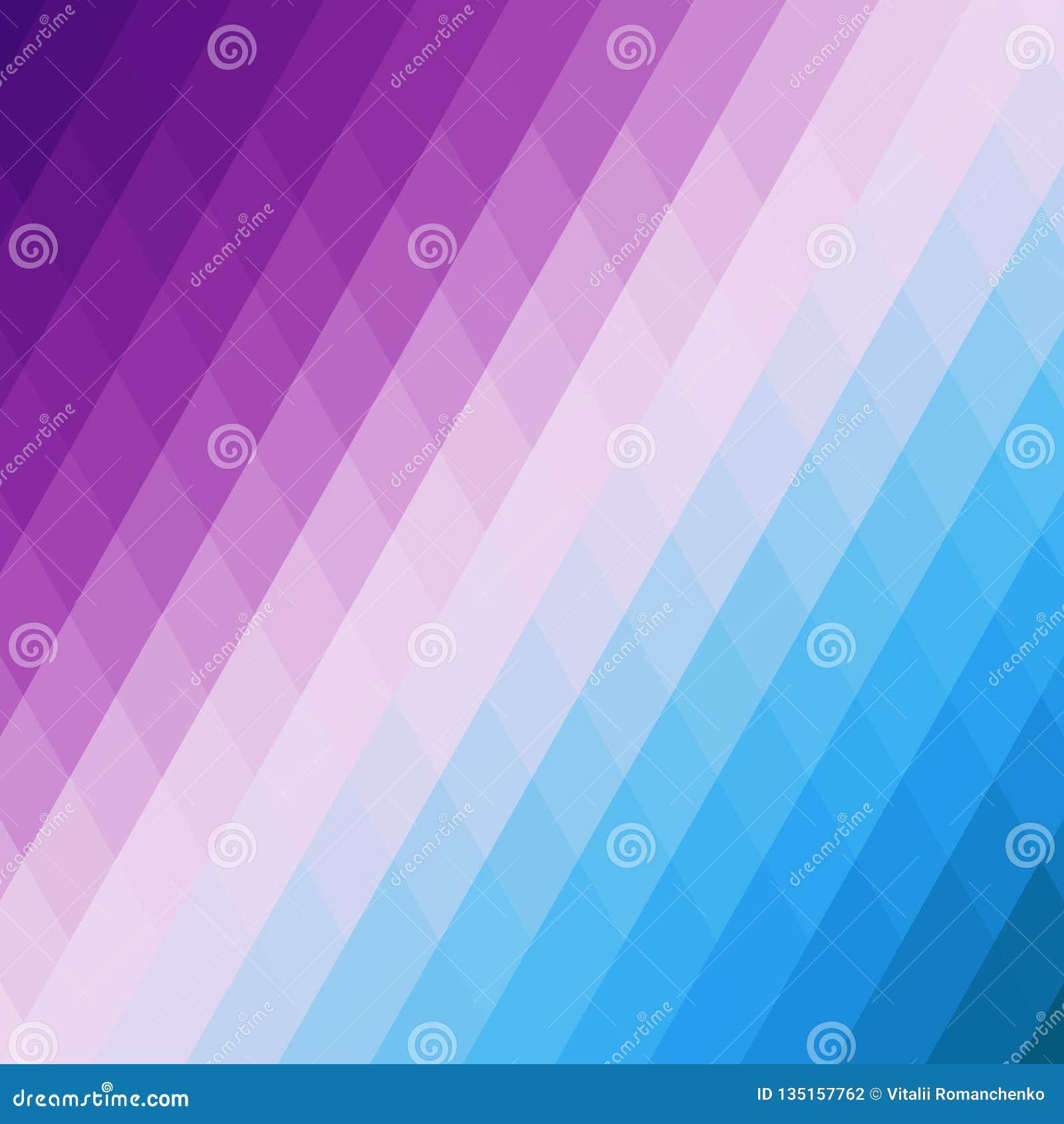 E Mosaico colorido de formas simétricas r